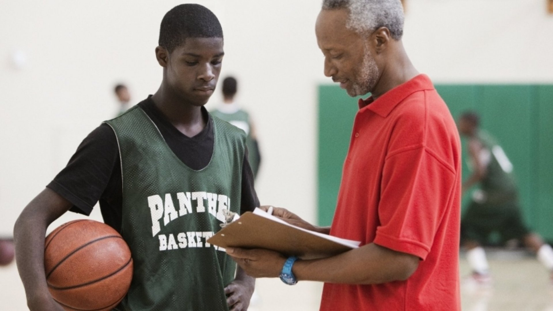 What Playing and Coaching Basketball Taught Me About Delivering Criticism