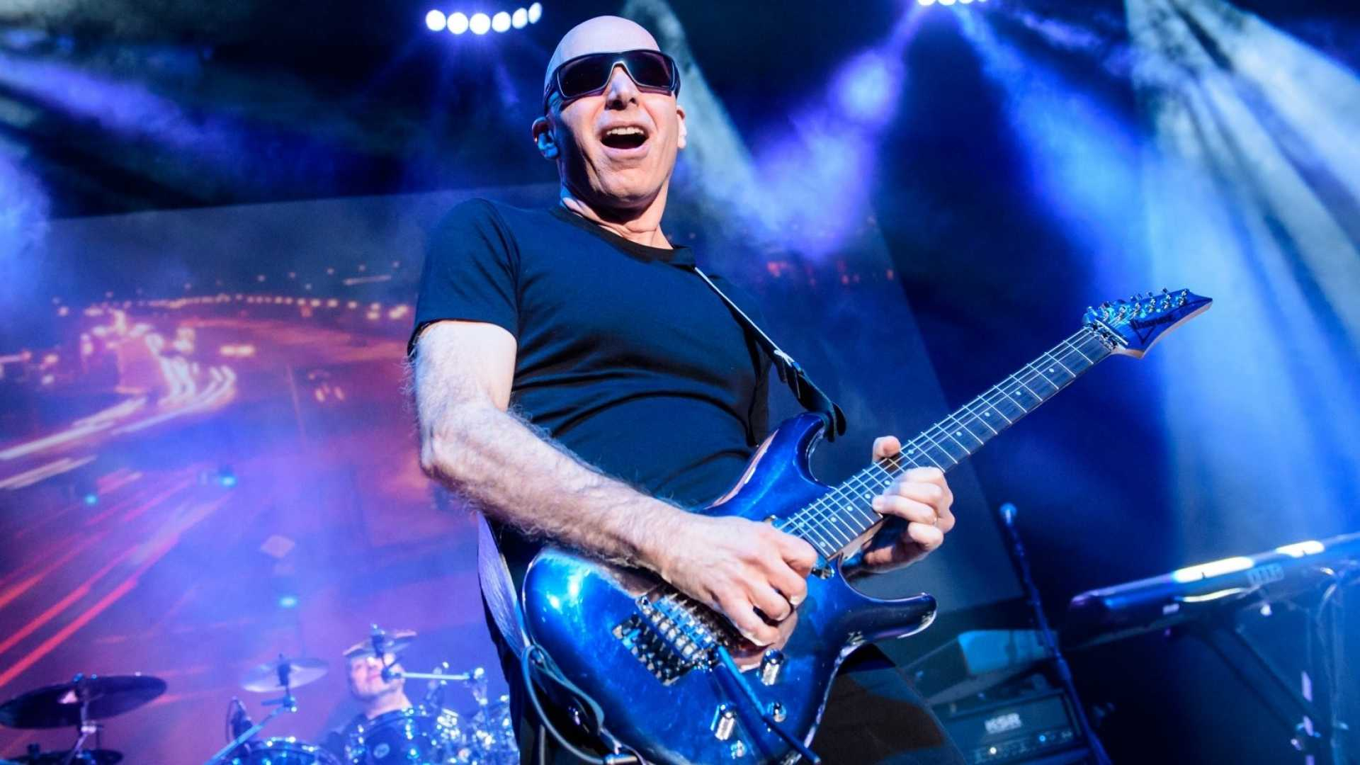 Joe Satriani: Turn Good Into Great (Without Starting Over)