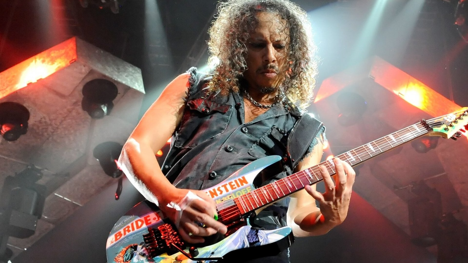 How Metallica's Kirk Hammett Founded a Thriving Startup