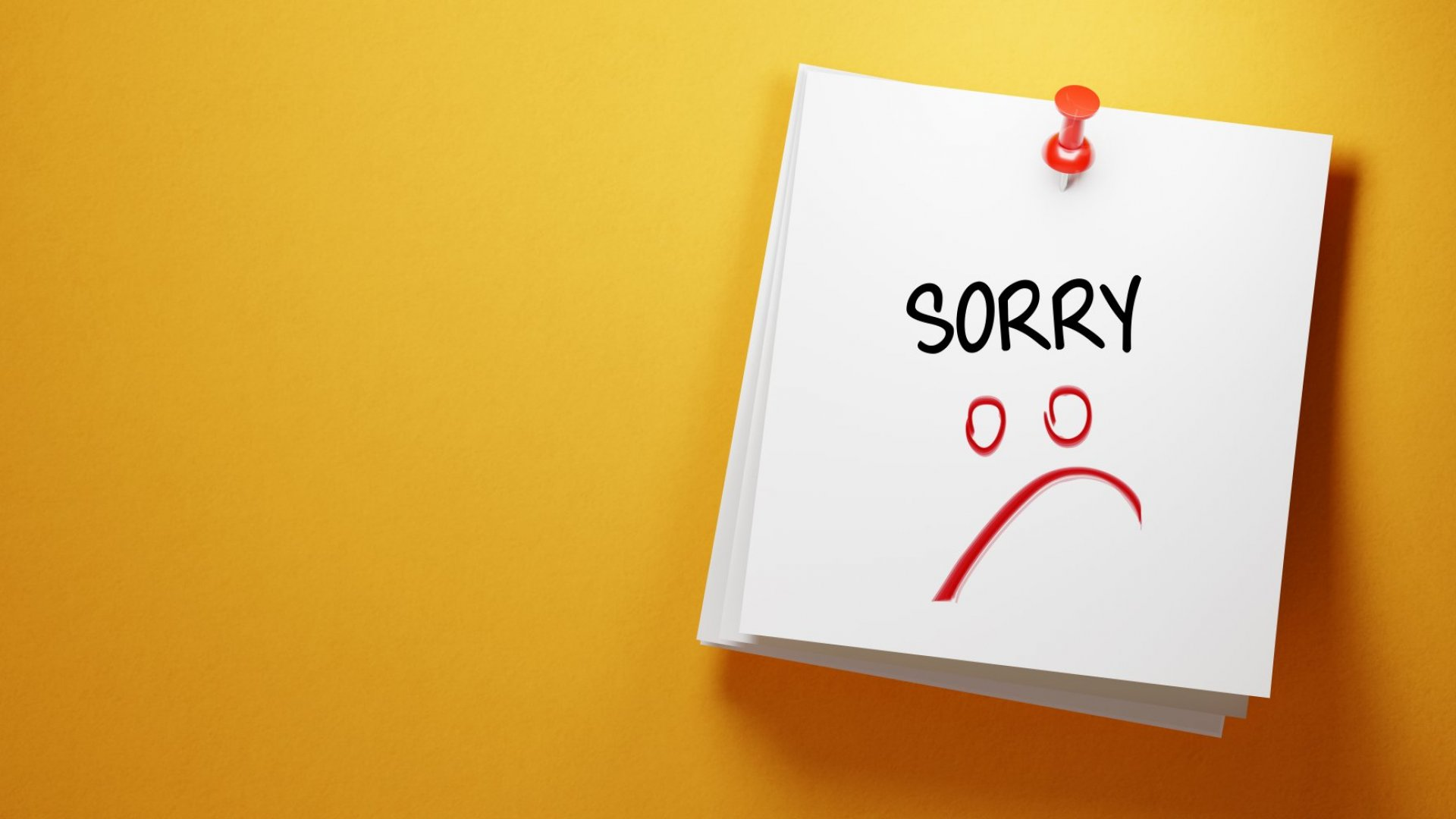 This Is the 1 Phrase You Should Never Use With a Customer (or Anyone Really)