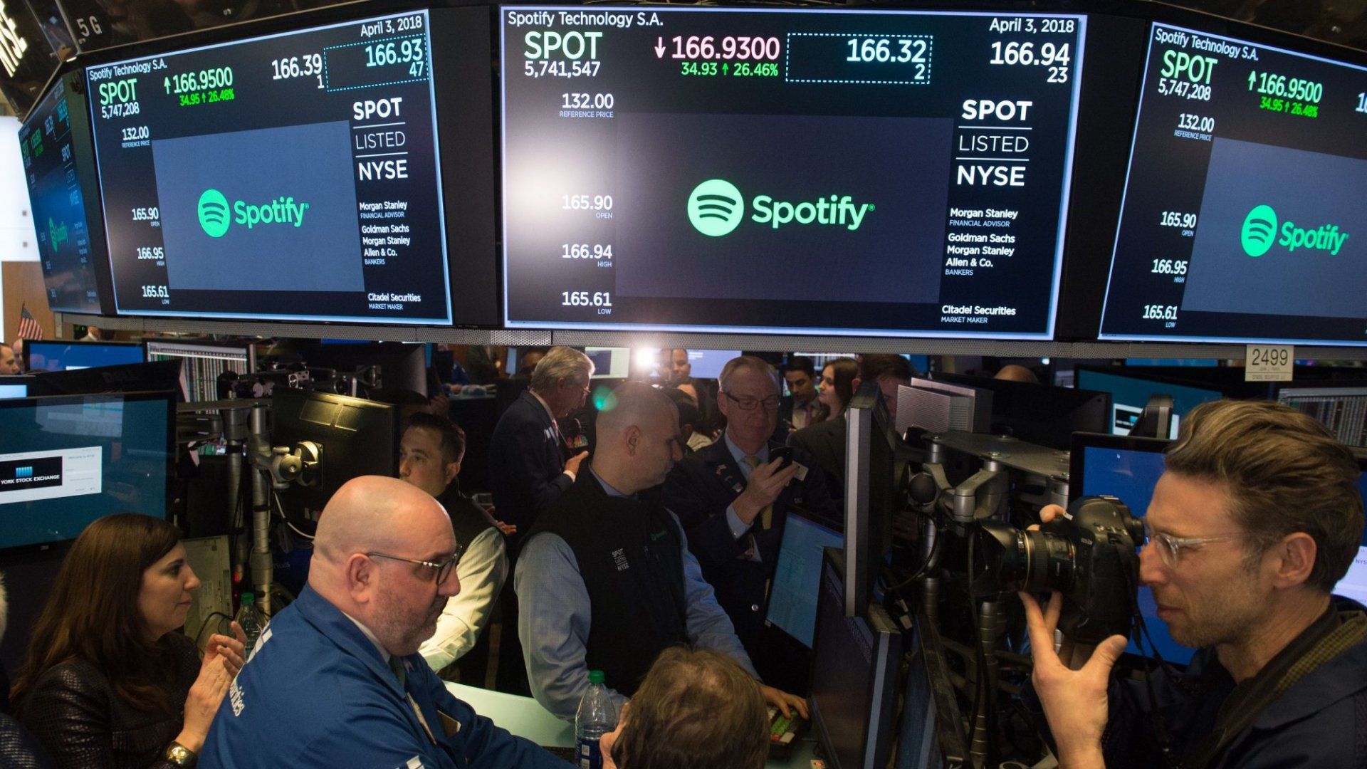 What Spotify's IPO Means for Tech Startups in 2018