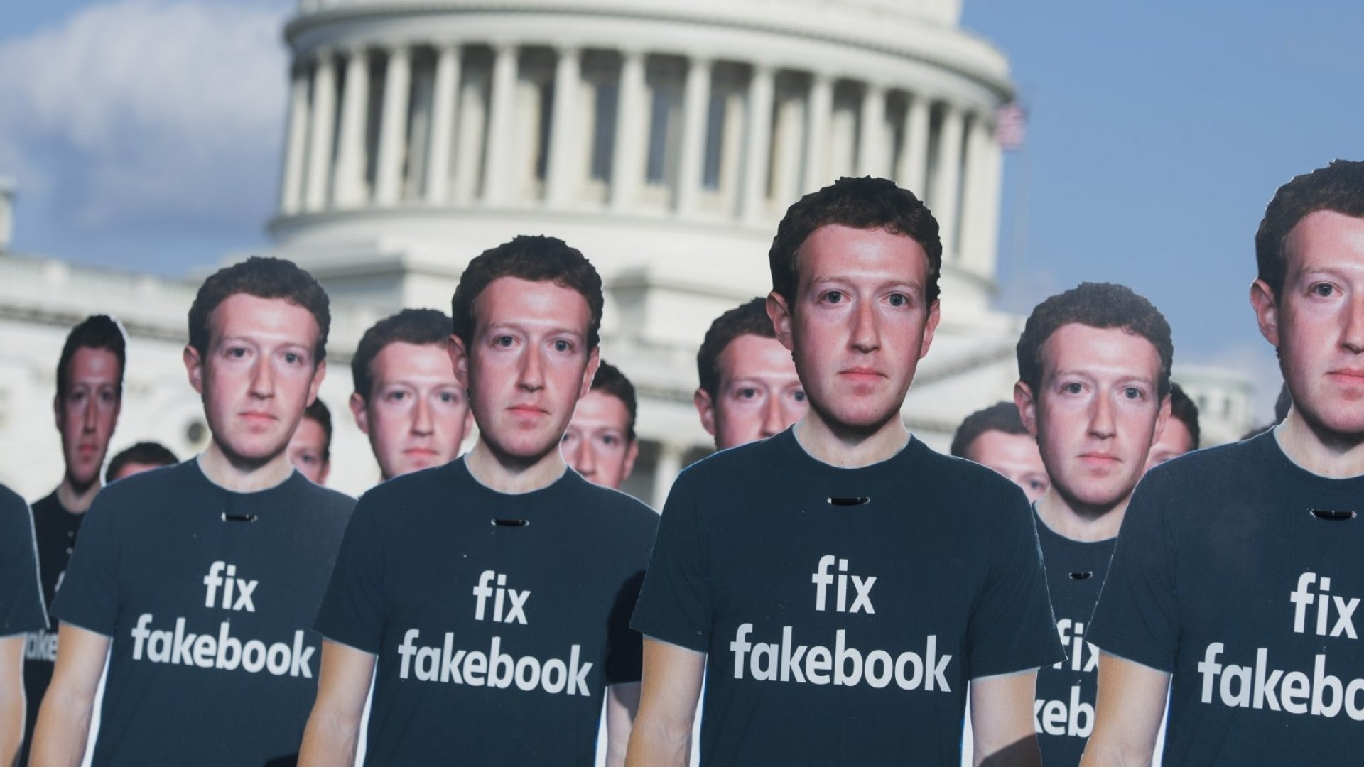 Why This Storied Civil Rights Group Wants You to Give Up Facebook for a Week