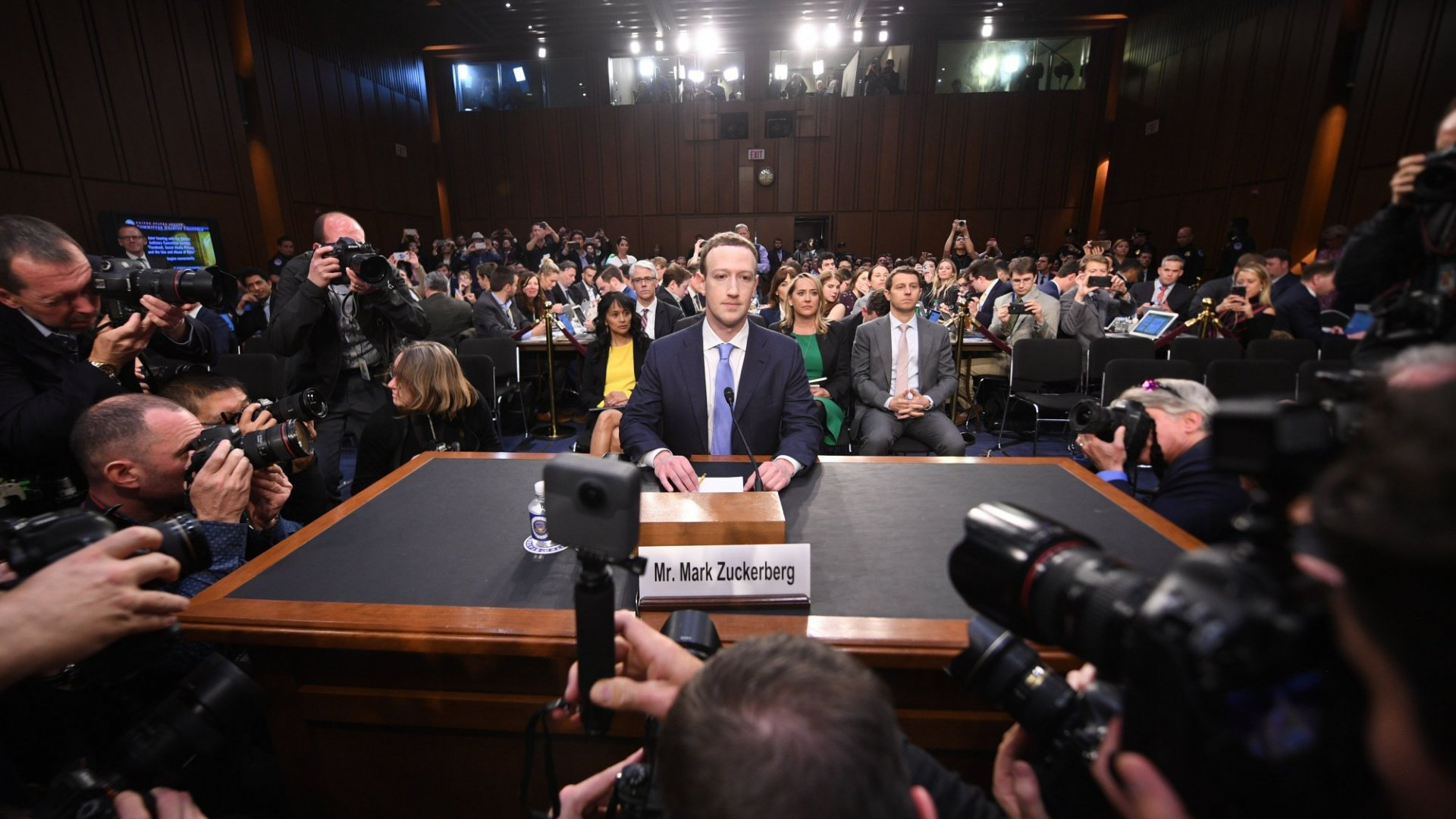 Why Facebook's Biggest Problem Isn't Fake News or Privacy. It's Mark Zuckerberg