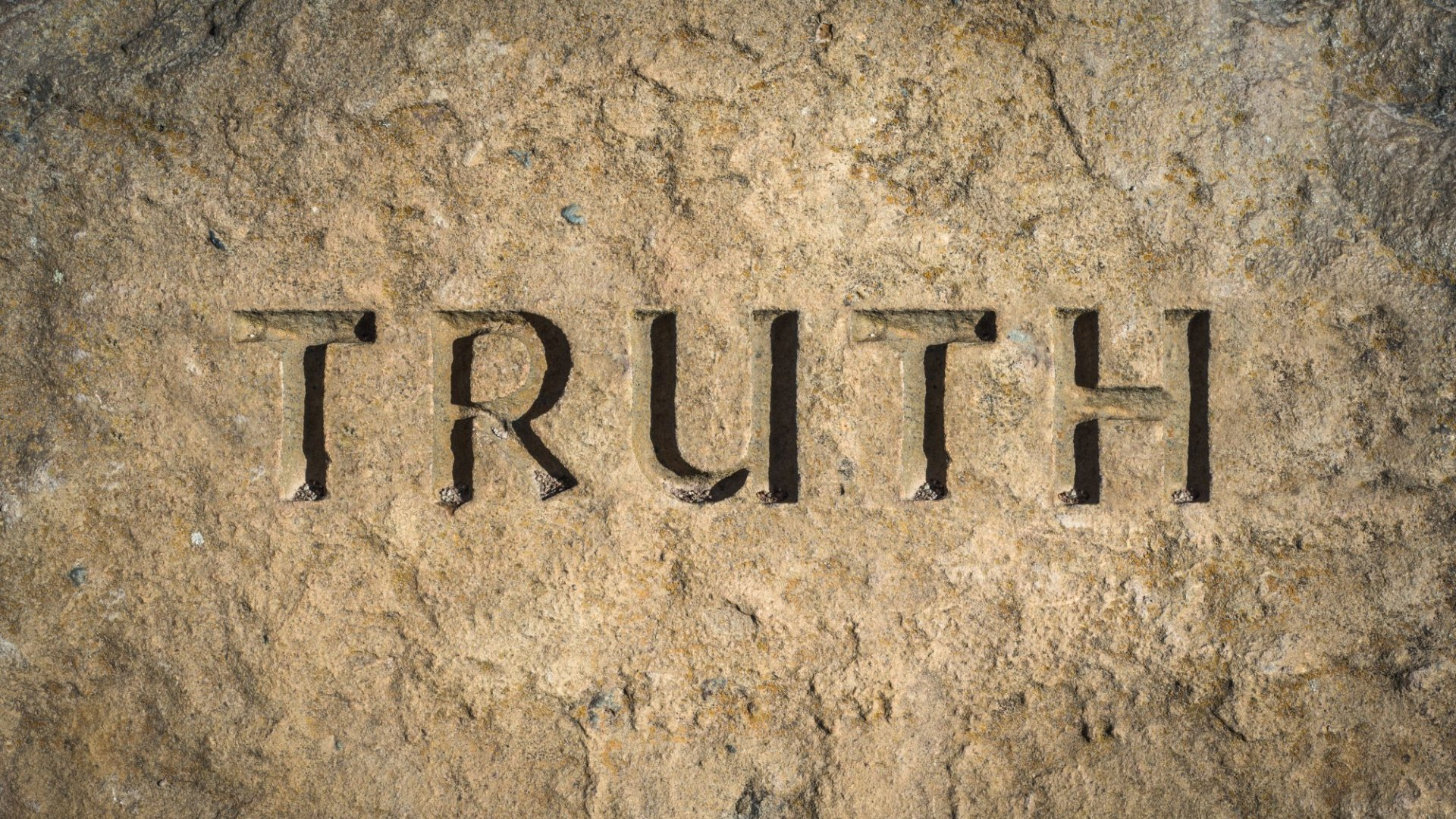 3 Reasons Your Organization Must Press the Truth