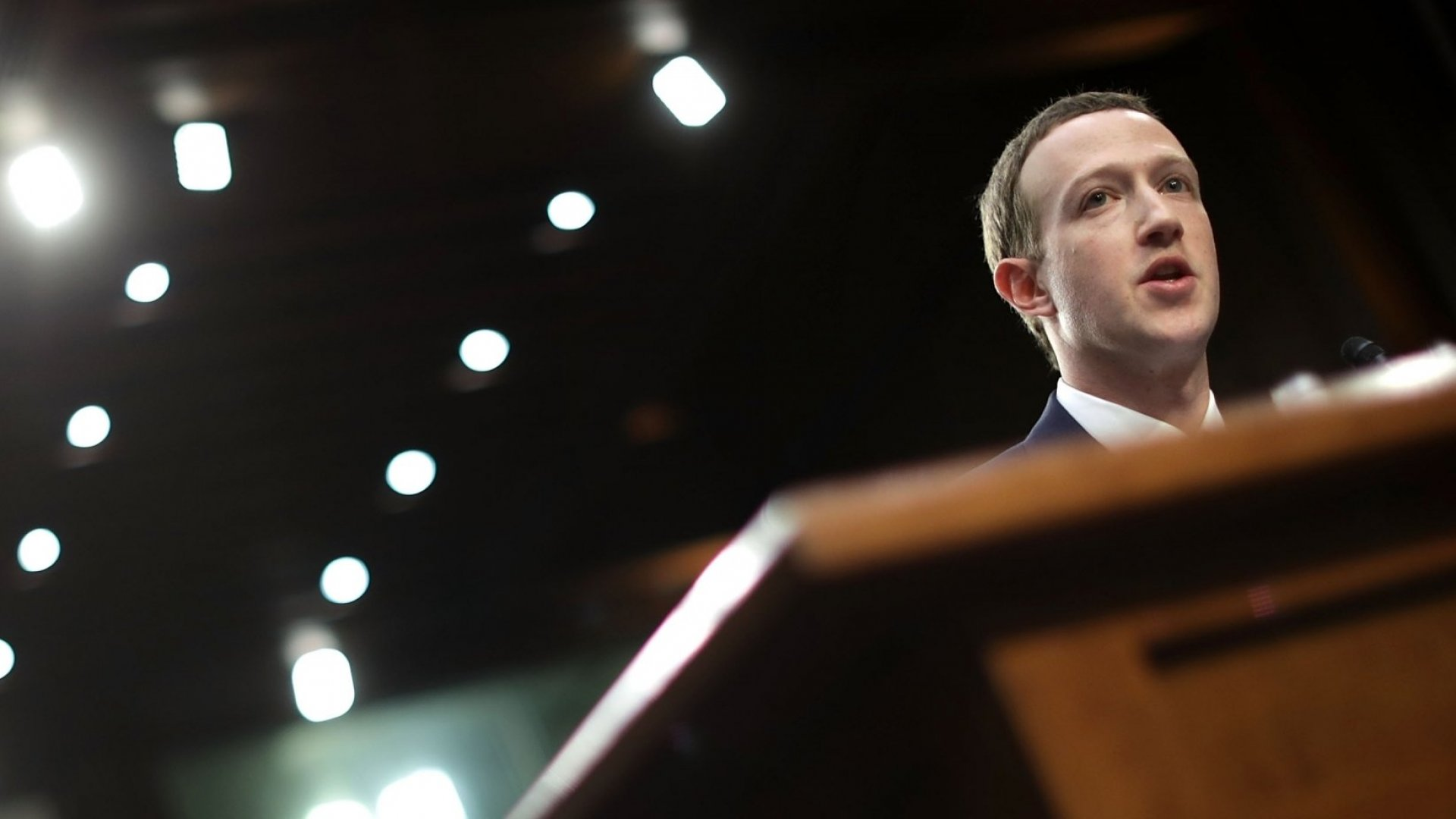 Mark Zuckerberg Trained for the Congressional Grilling Exactly as Psychologists Recommend When the Stakes are High