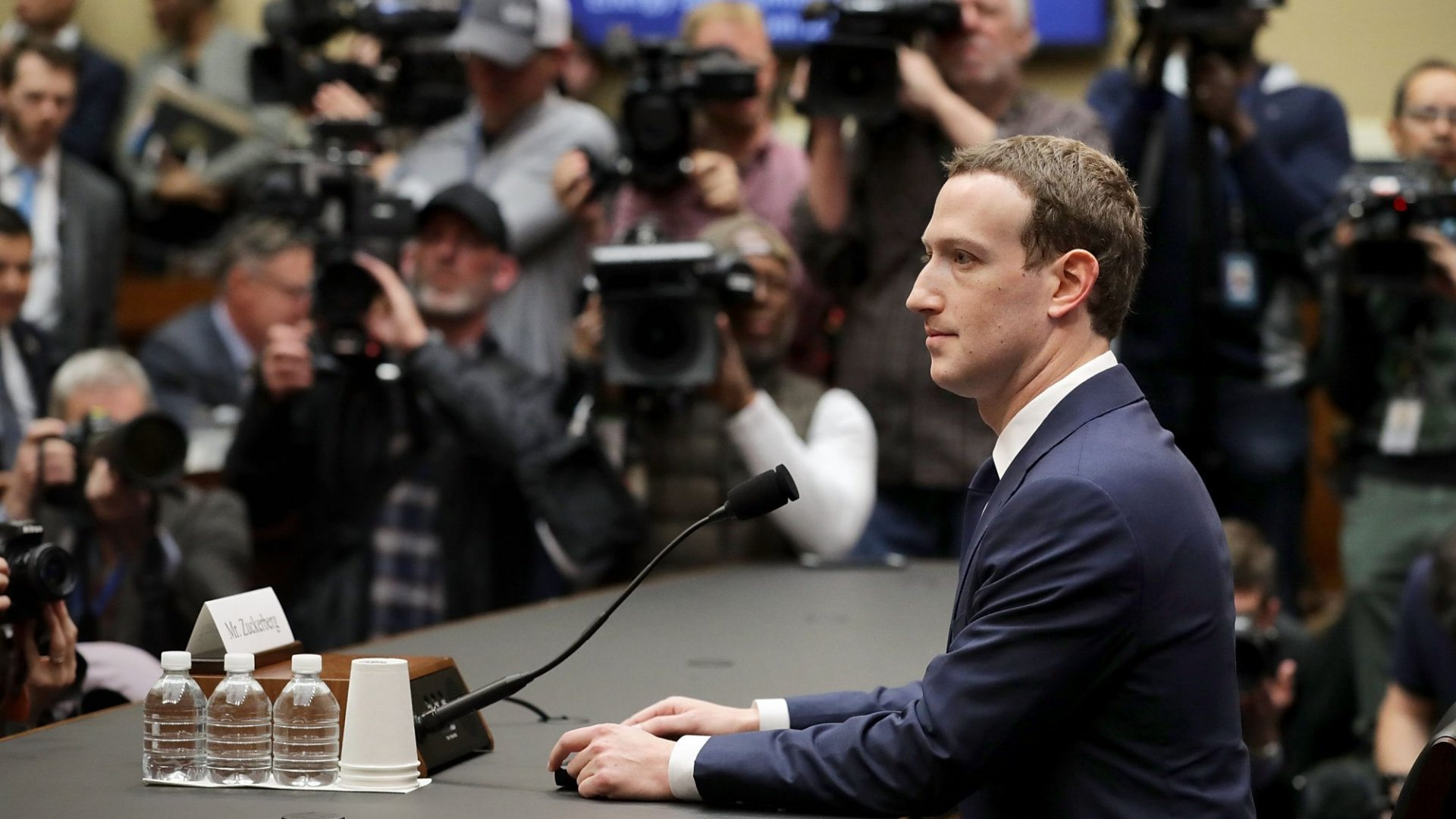 Facebook's $5 Billion Slap on the Wrist Over Privacy Violations Shows Why People Don't Trust the Company or the Government
