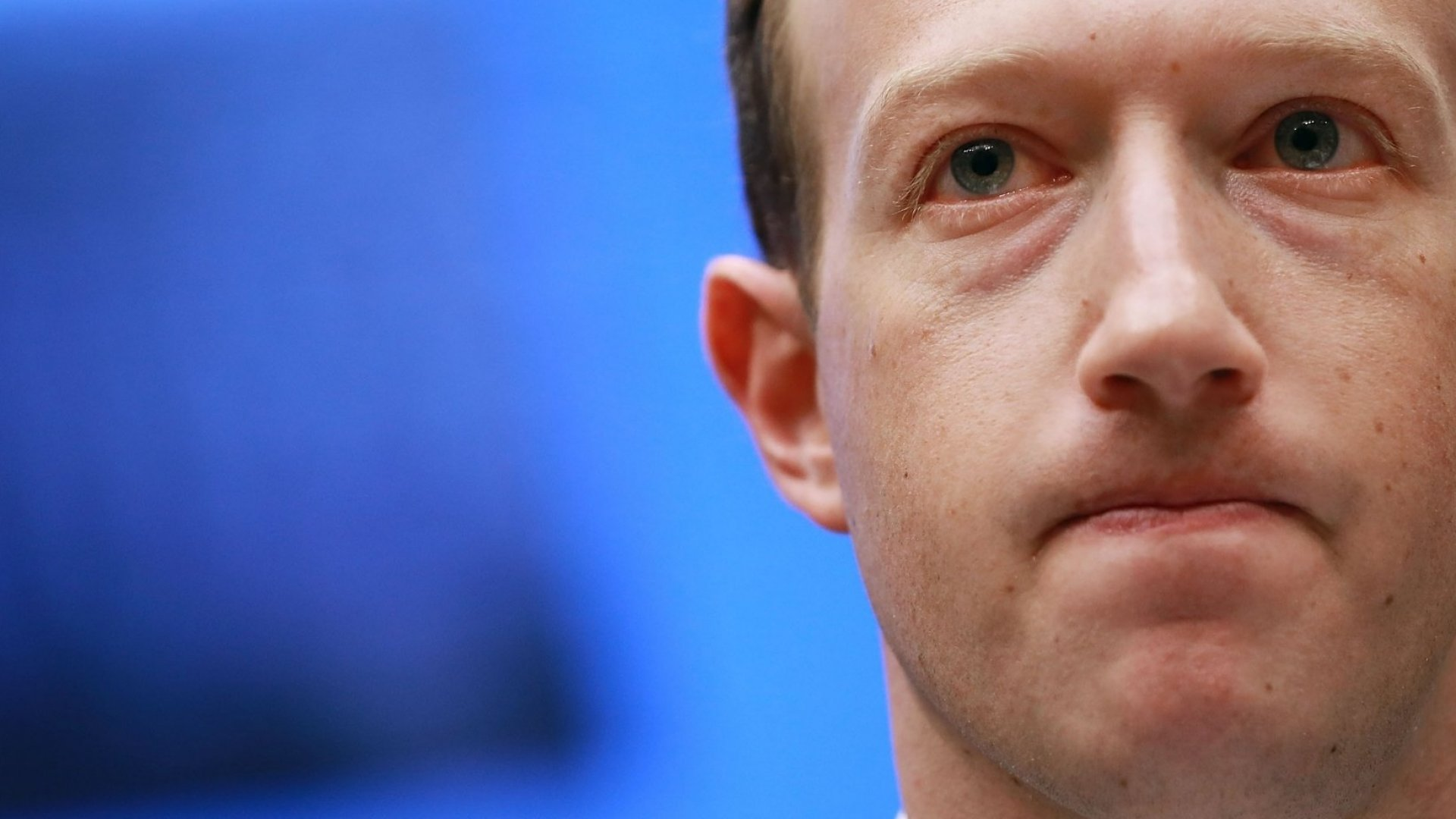 Mark Zuckerberg Lost Almost $17 Billion in About an Hour. Here's What Happened