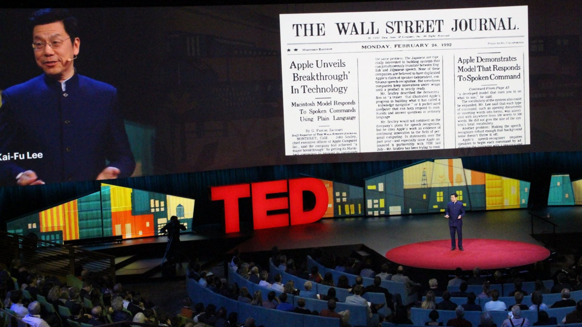 Want to Do a TED Talk? Here Are 3 Things Speakers Have in Common