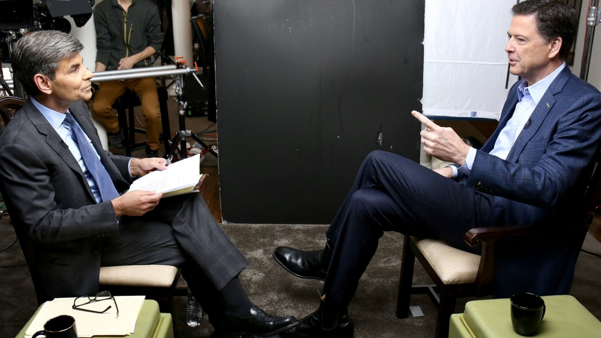1 Lesson from the James Comey Interview Leaders Absolutely Cannot Ignore