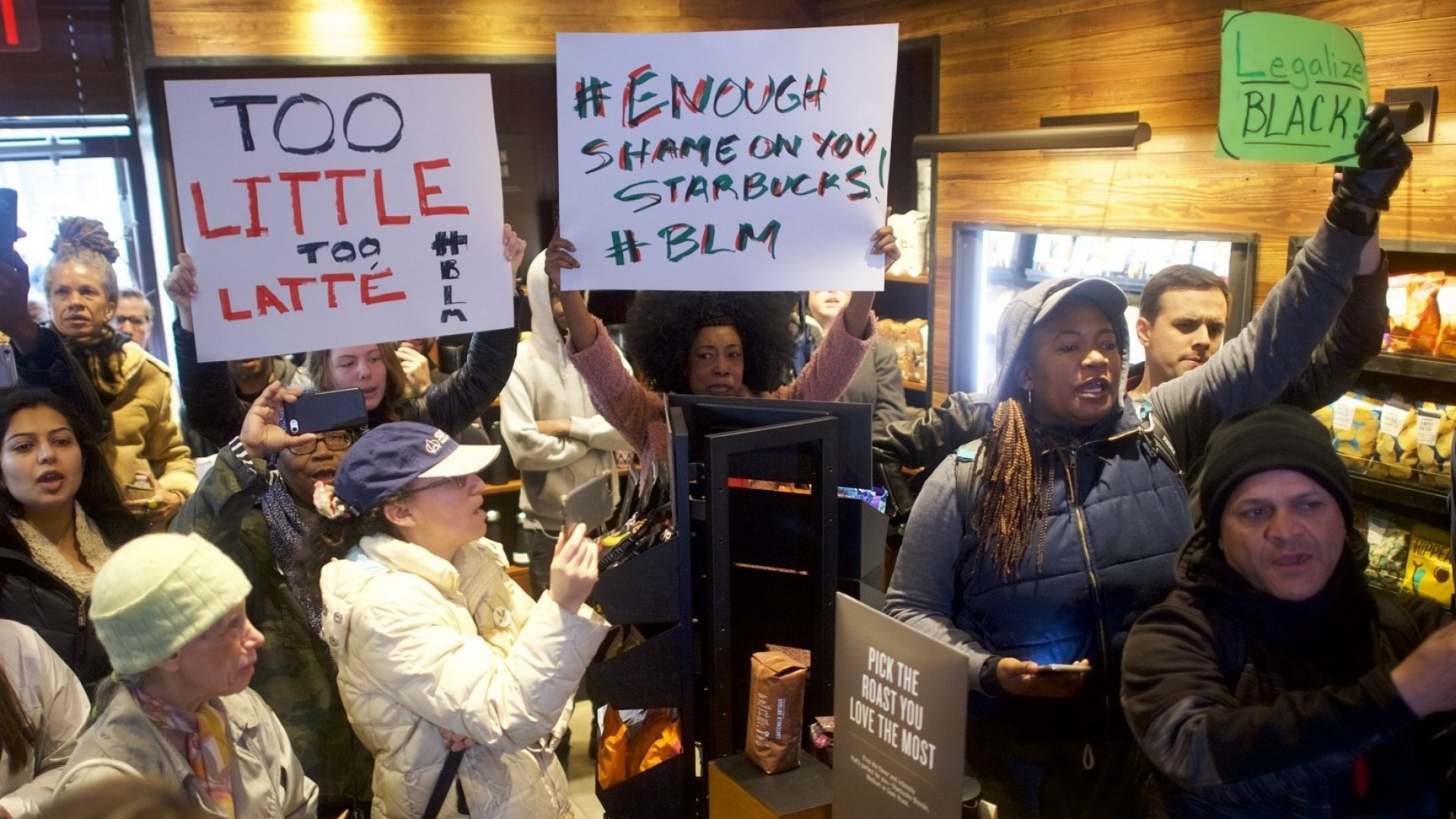 Experts Tell Starbucks 1 Anti-Bias Training Session Is Not Enough, But It's a Step Forward