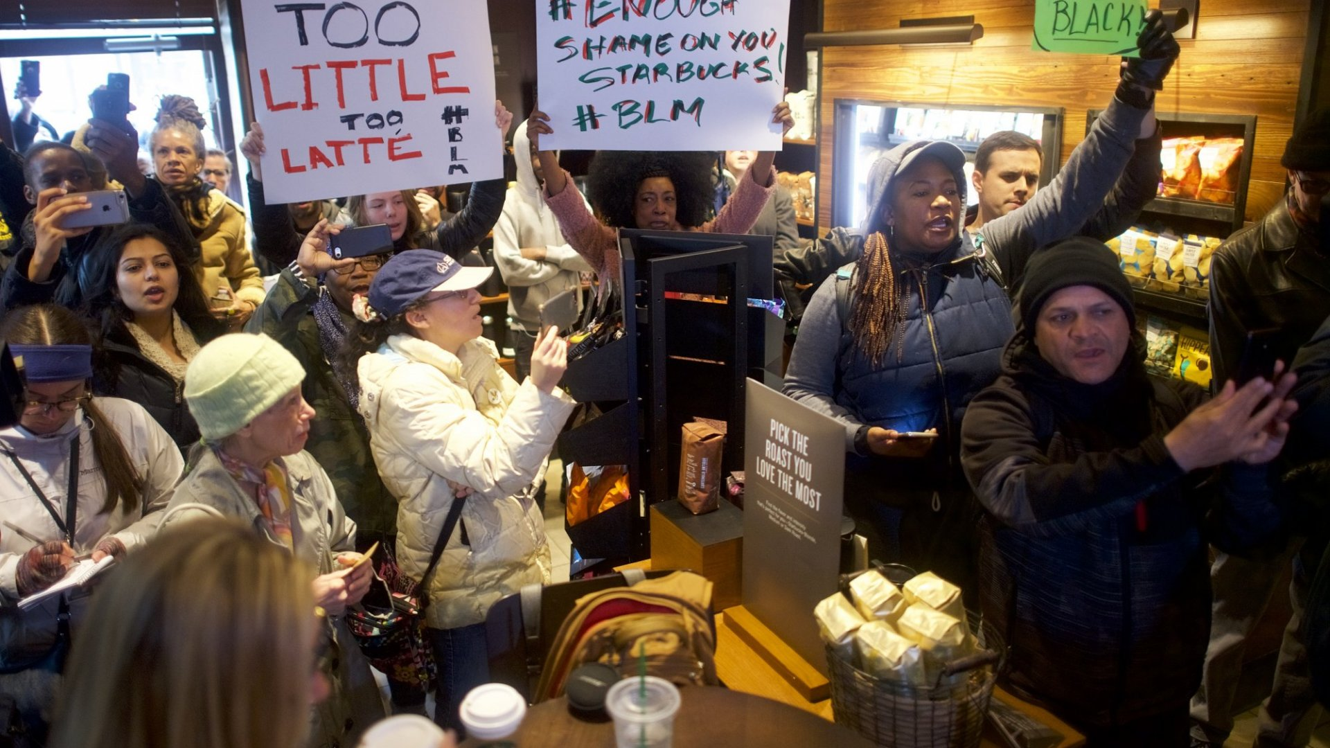 Another Starbucks Racism Incident: Apologies and Training Aren't Enough