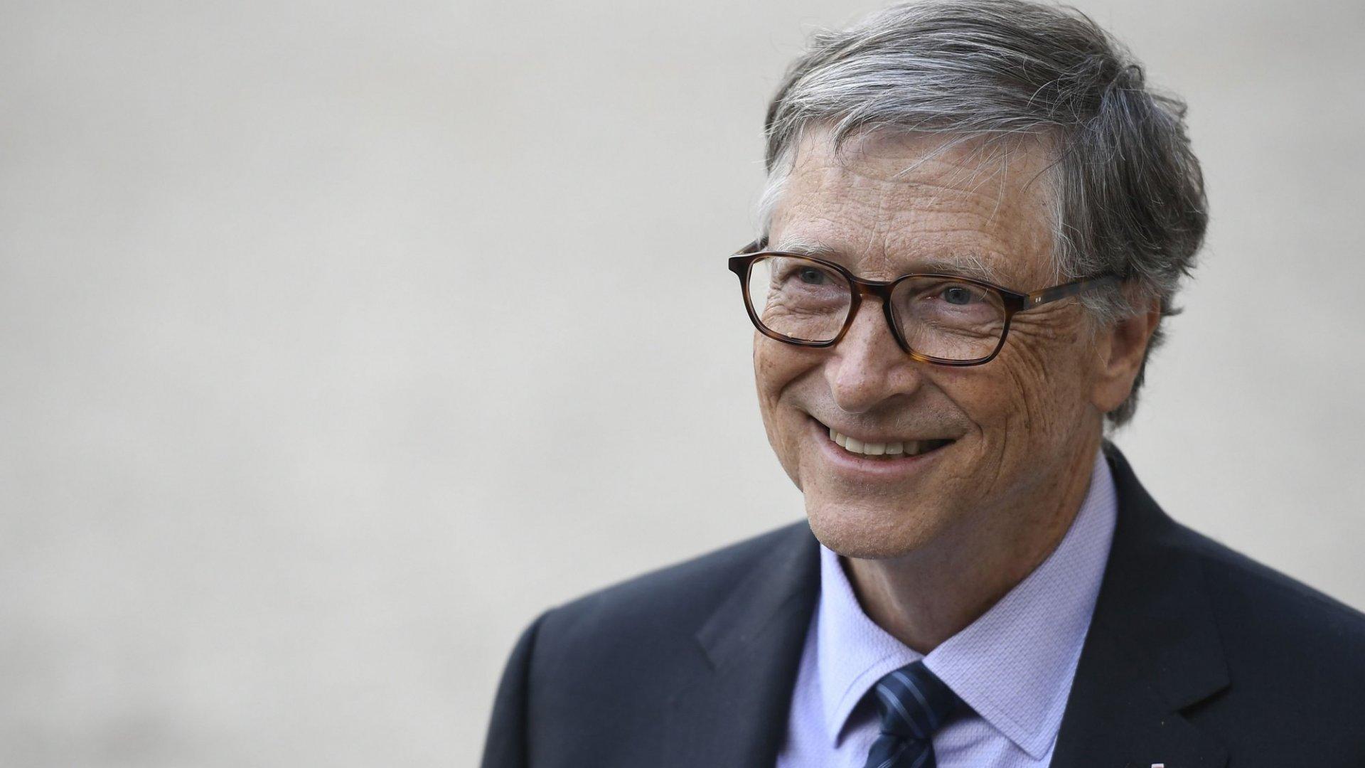 Bill Gates' New Year's Plea: Tax Me More