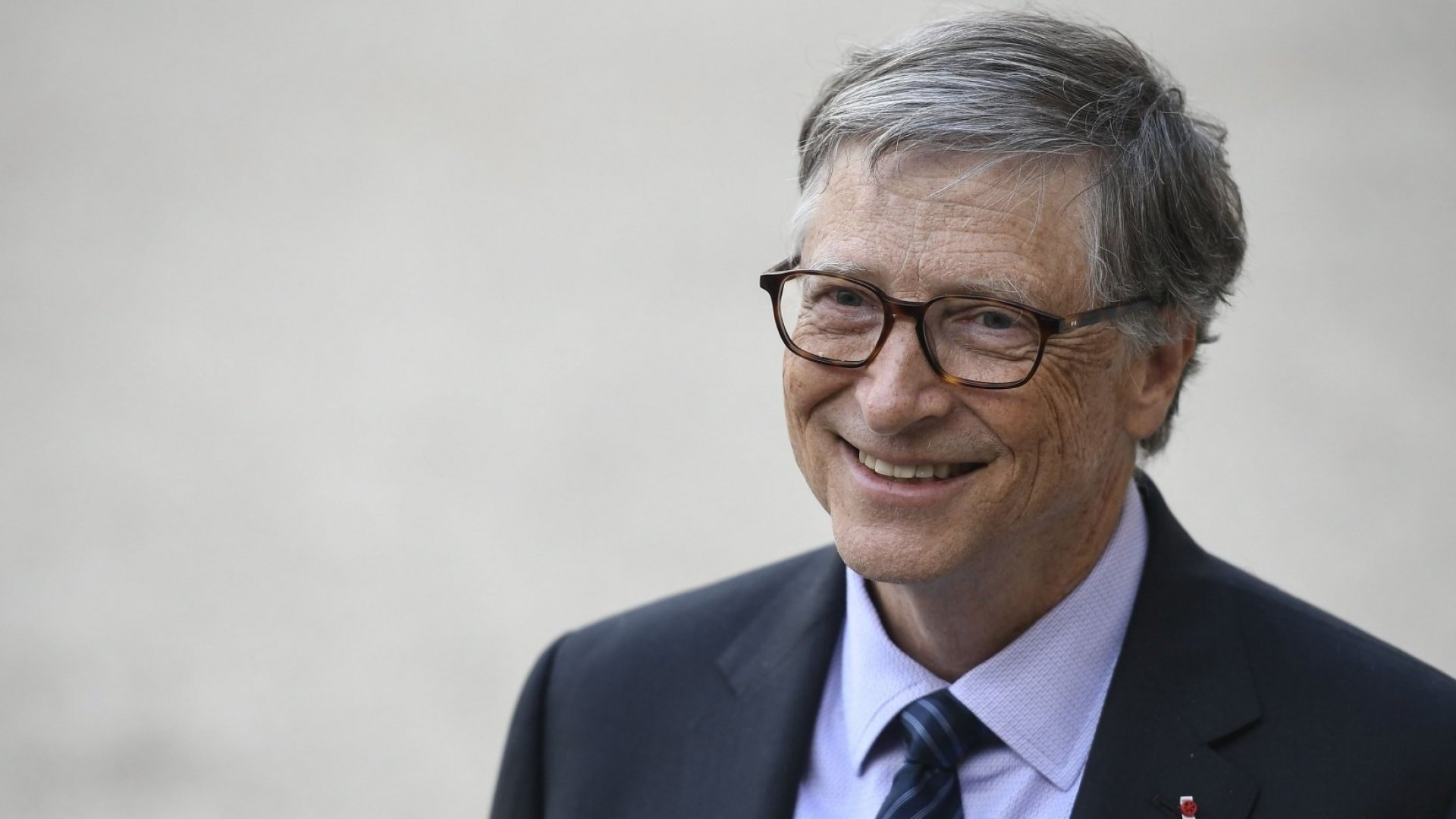 Microsoft co-founder and billionaire philanthropist Bill Gates