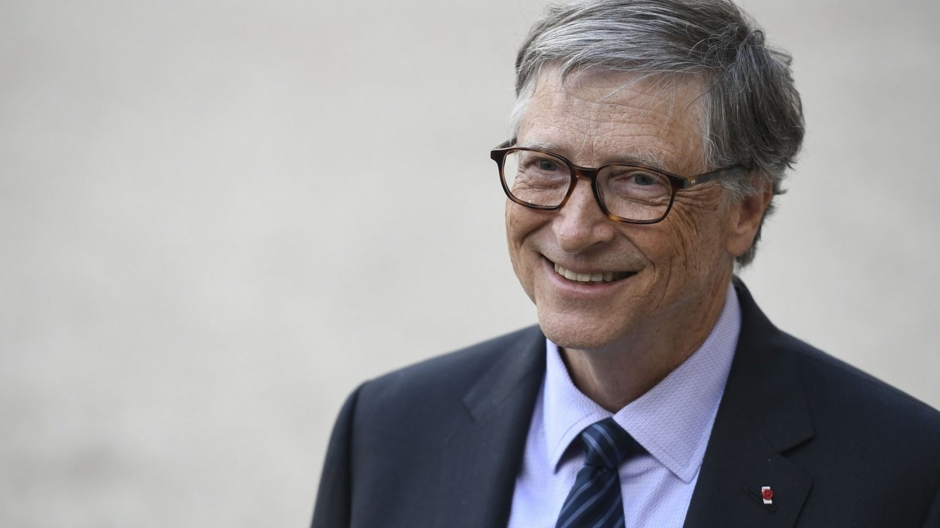 Microsoft founder and billionaire philanthropist Bill Gates