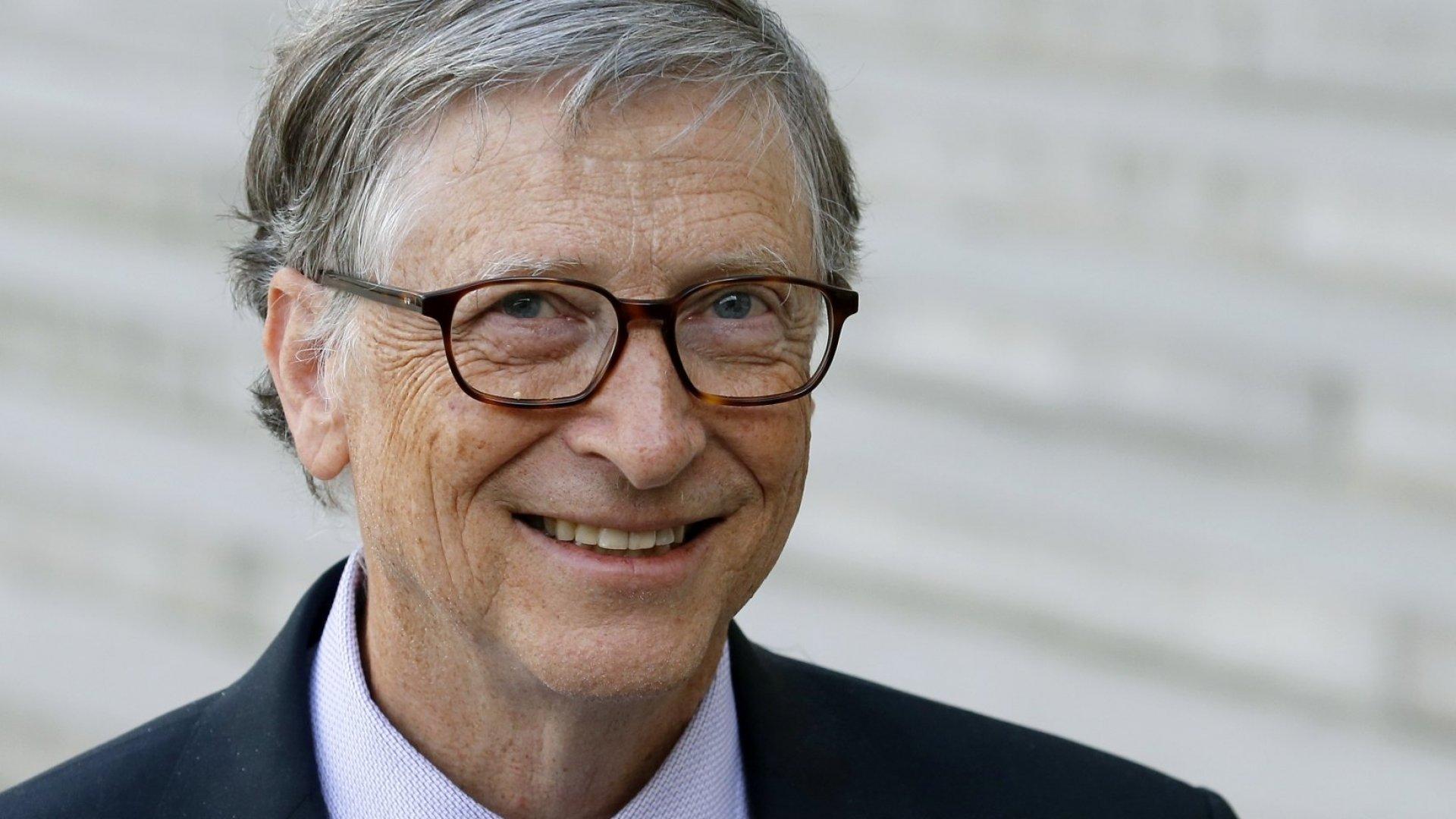Bill Gates has shared his new summer reading list.