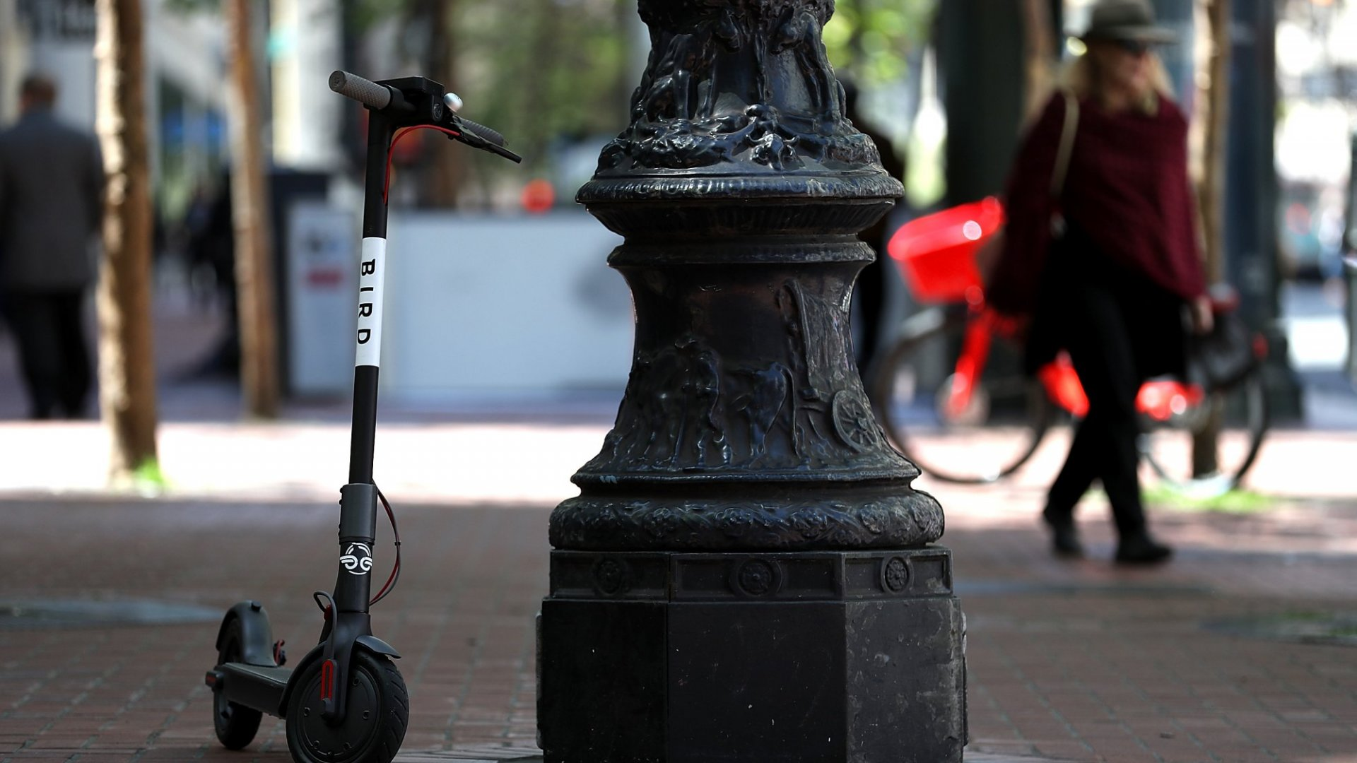 Bird e-scooters are now in several states spanning the U.S.