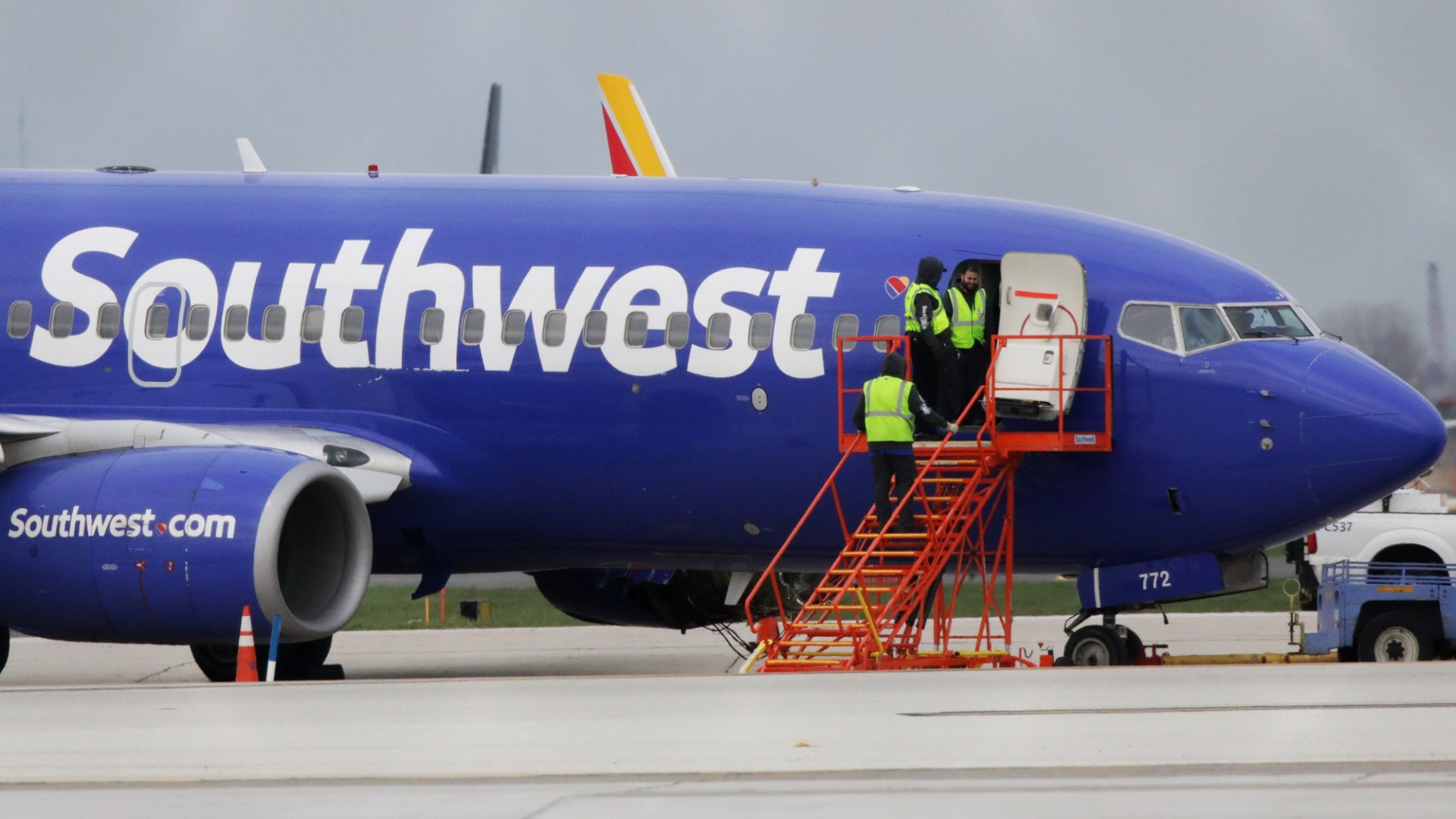 Southwest Had Another Emergency Landing. But Here's the Really Good News