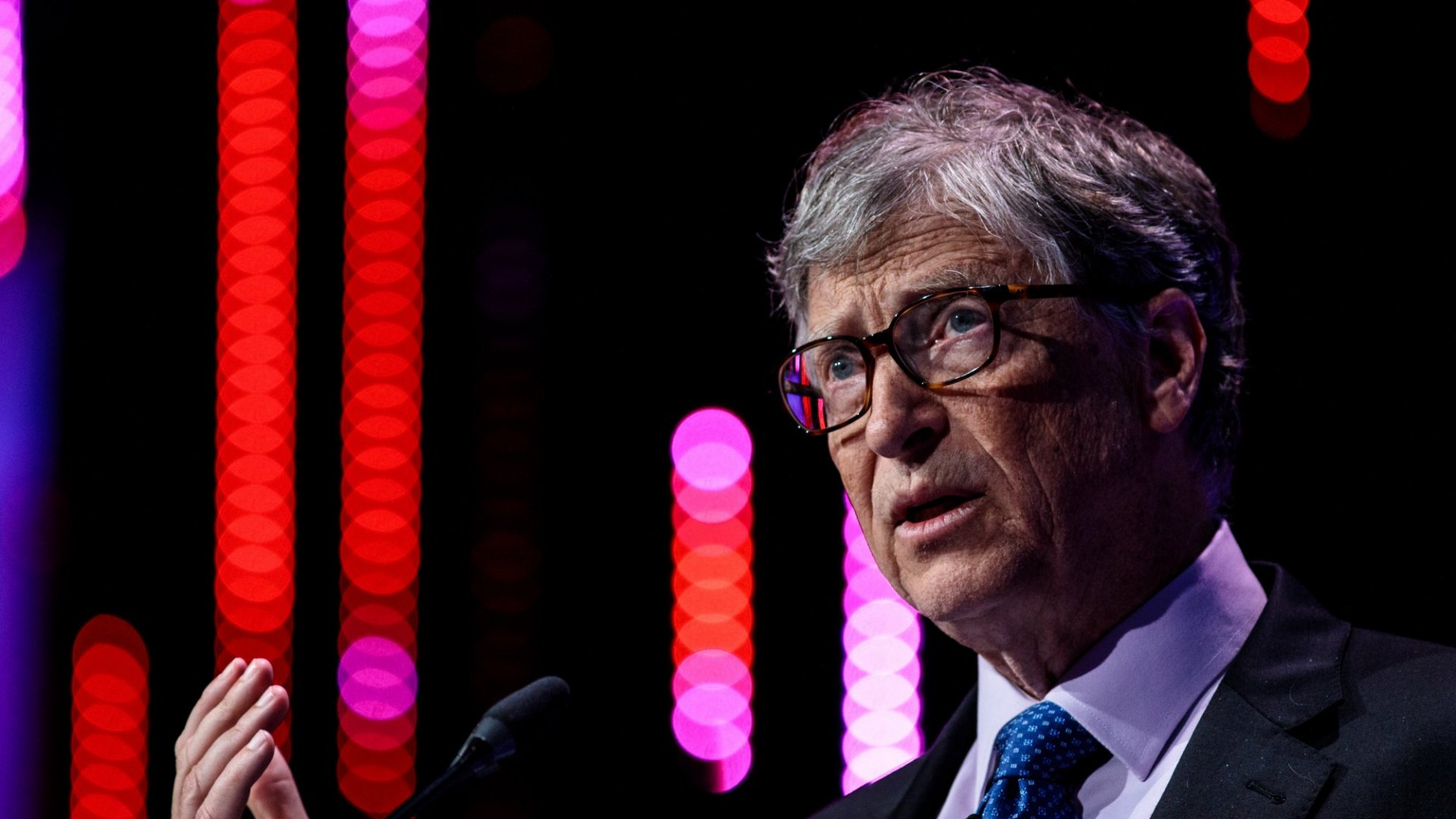 Here's What Bill Gates Had to Say About the Coronavirus and the Economy
