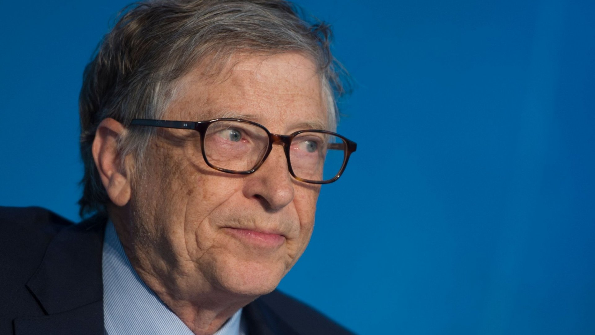 Here's What Keeps Bill Gates Awake at Night (It's Not What You Think)