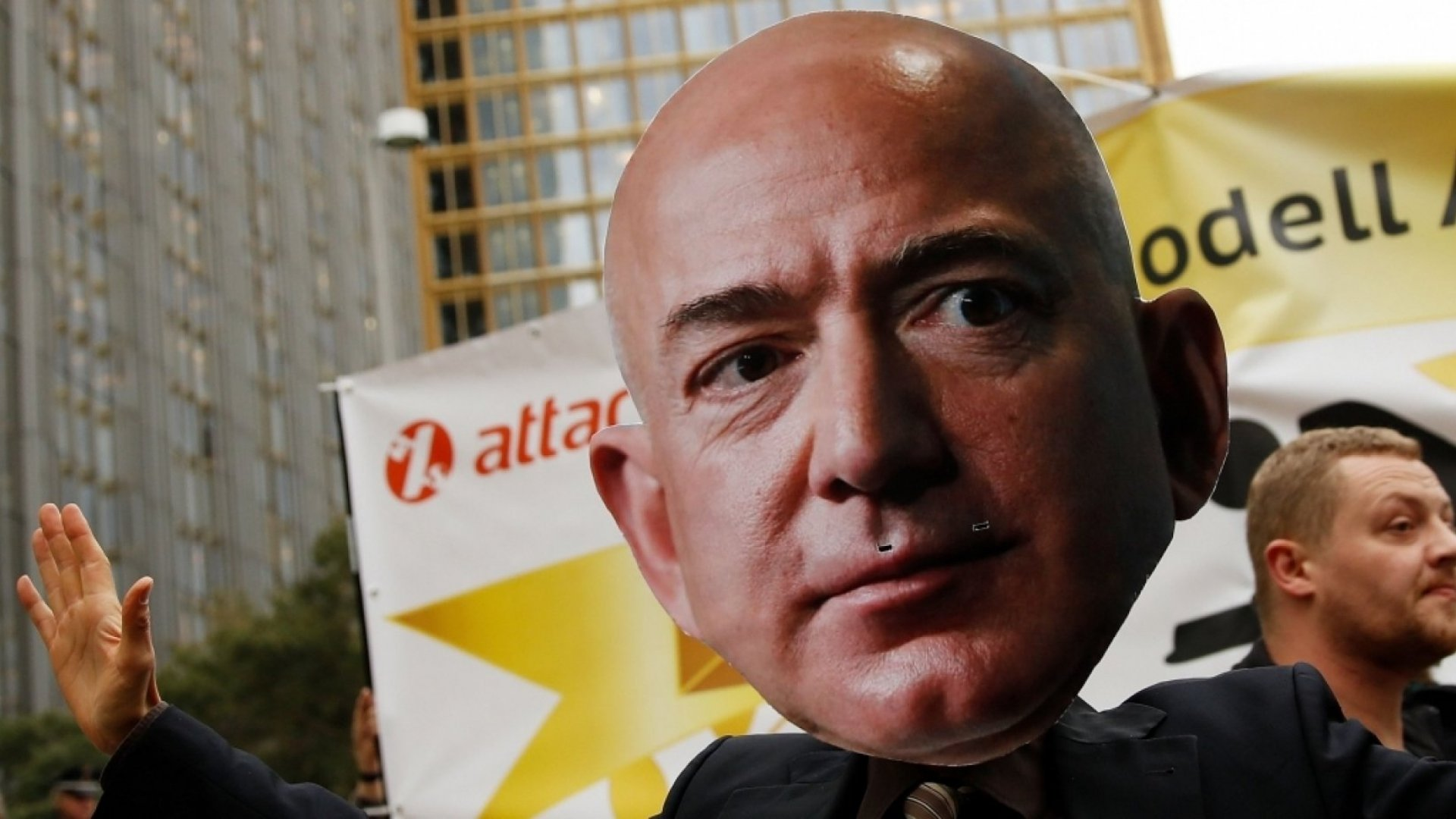 Why Does Everyone Seem to Hate Jeff Bezos?