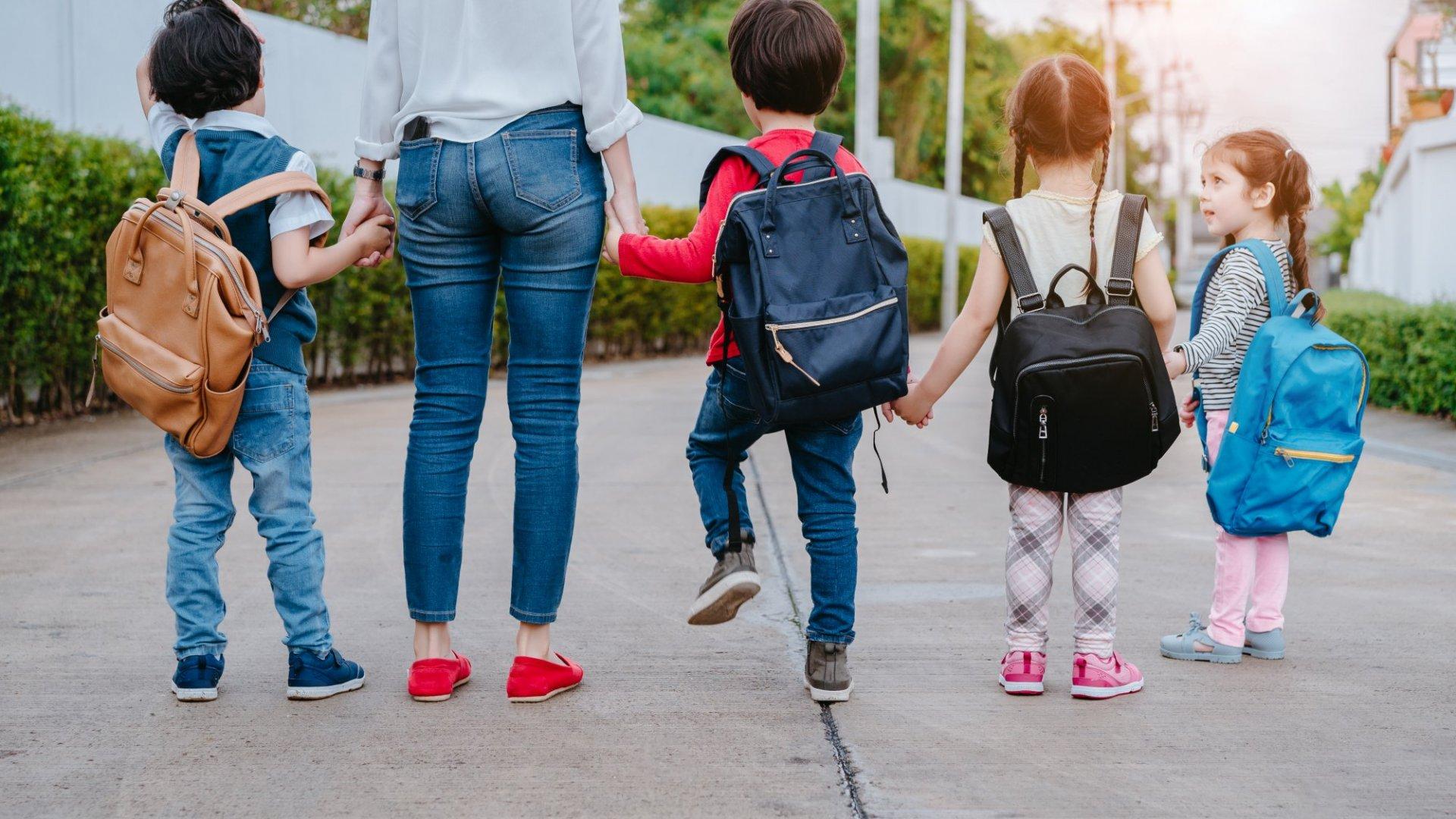 Back to School Week Is For Grownups, Too
