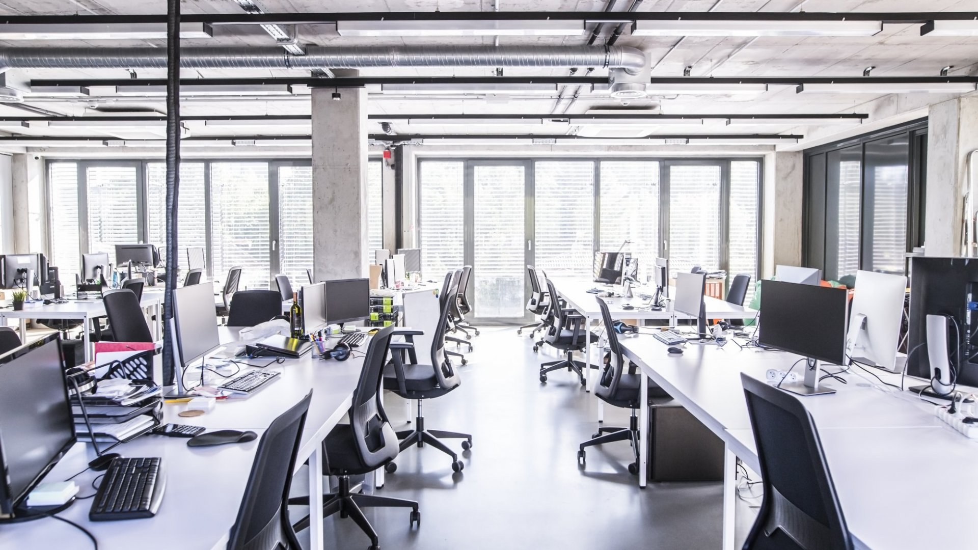 How Employees Can Get Ahead In An Empty Office