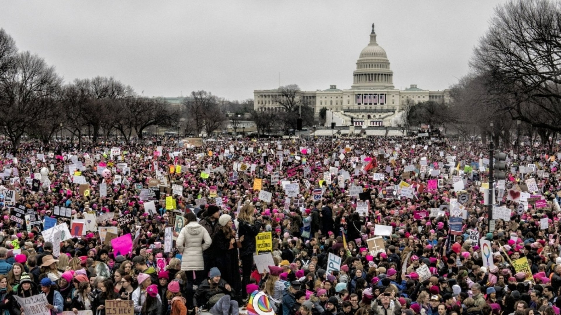 Despite Women's March Controversy, Female Entrepreneurs Plan to Show Up