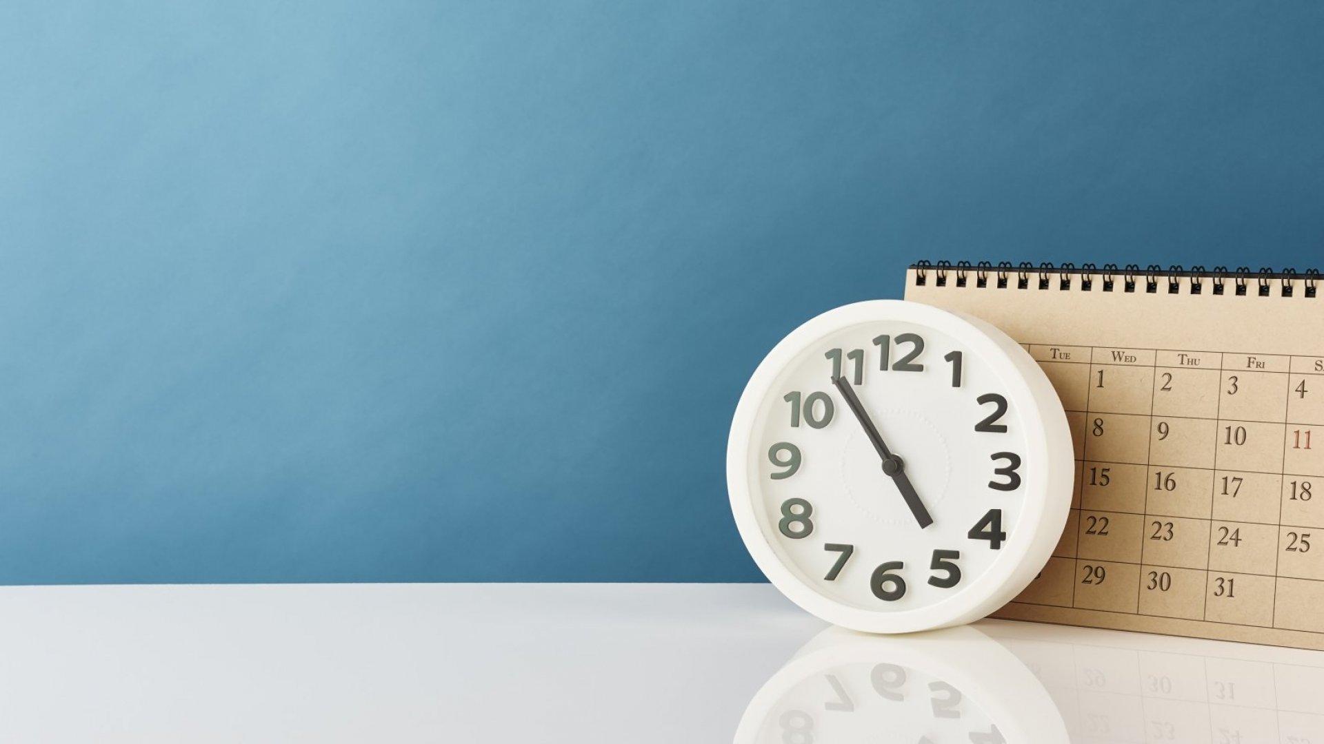 Why Deadlines Make or Break an Entrepreneur