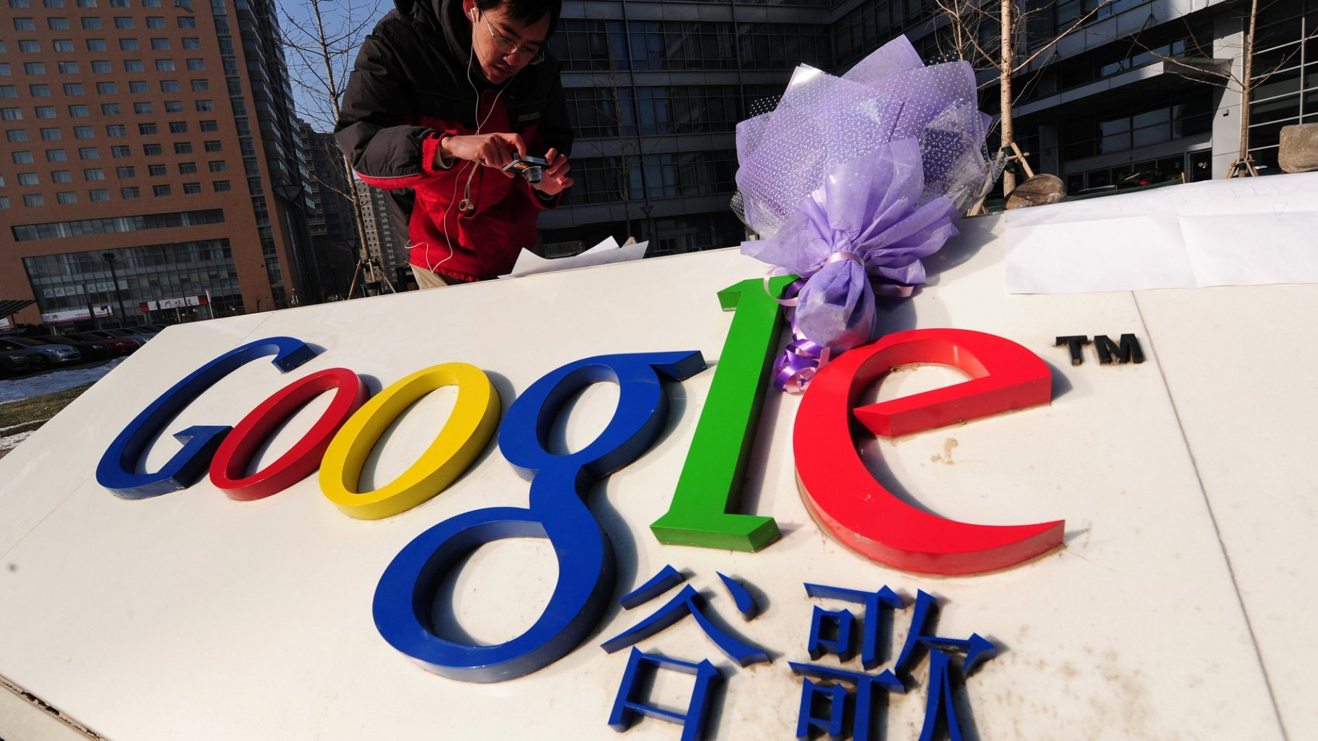 Google Is Launching a Censored Search Engine in China After Meeting With Government Officials