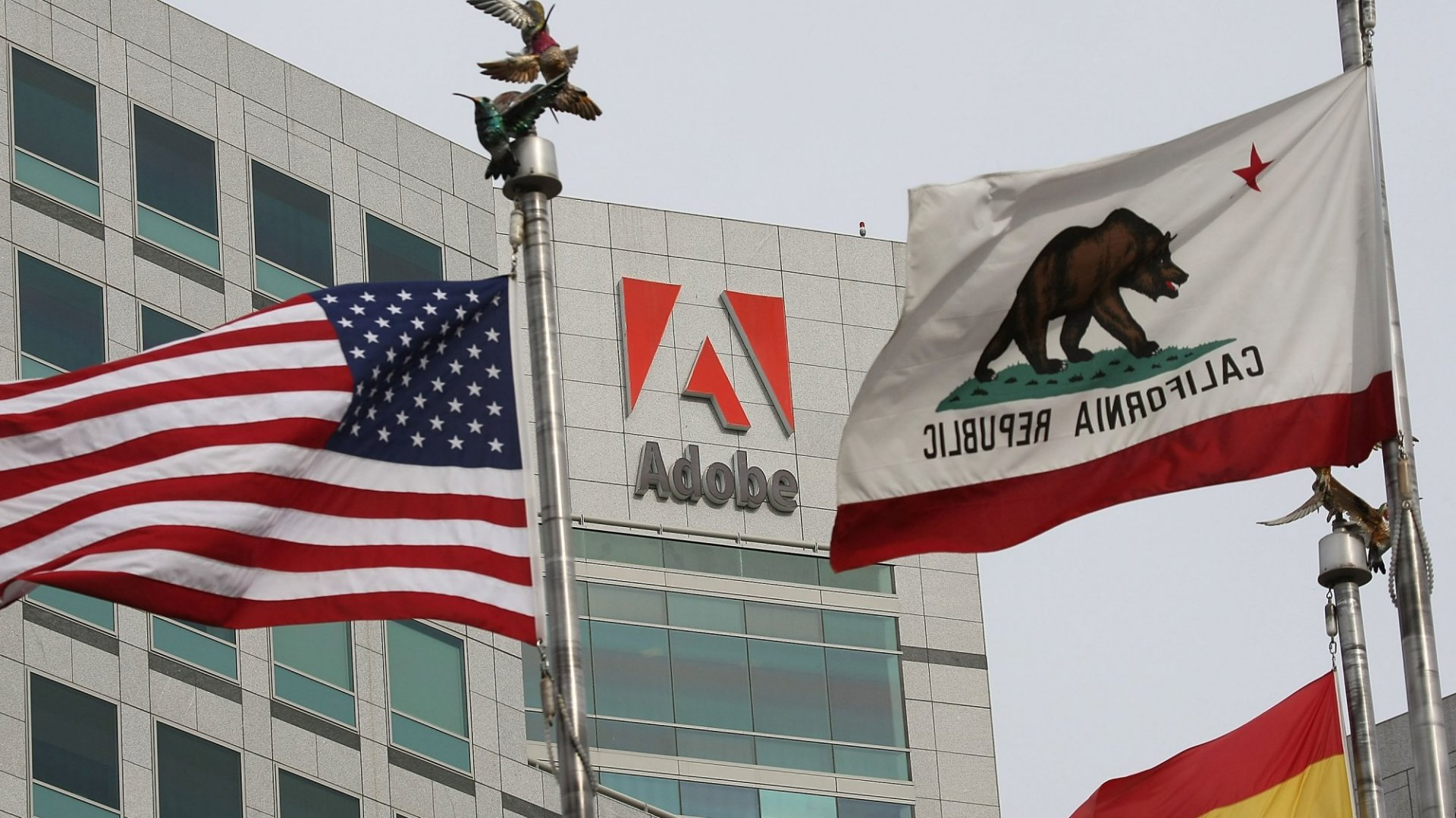 How Adobe Keeps Growing...and Growing and Growing