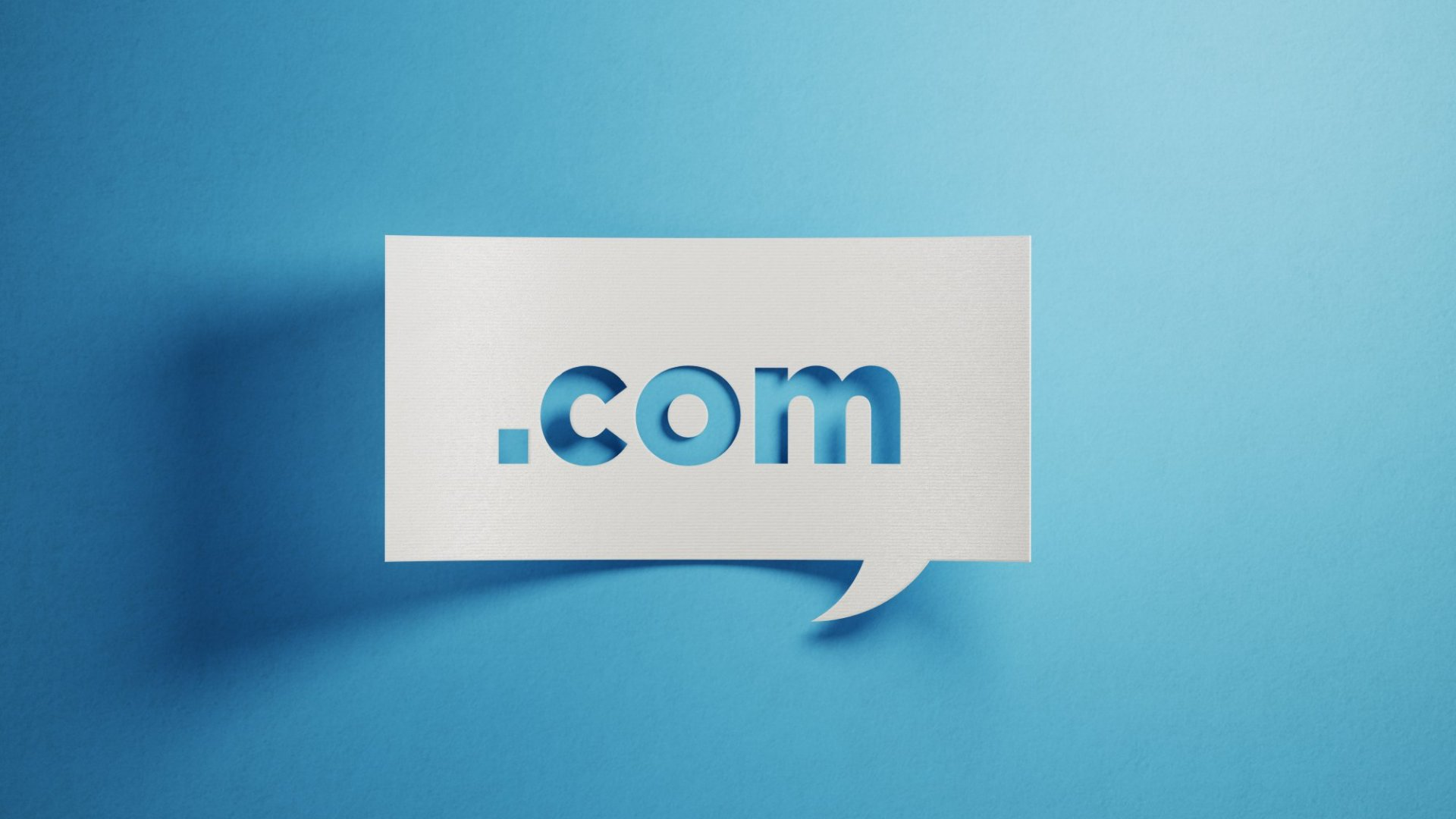 Top-level domains are replacing .com classification and giving more clarity of the company industry.