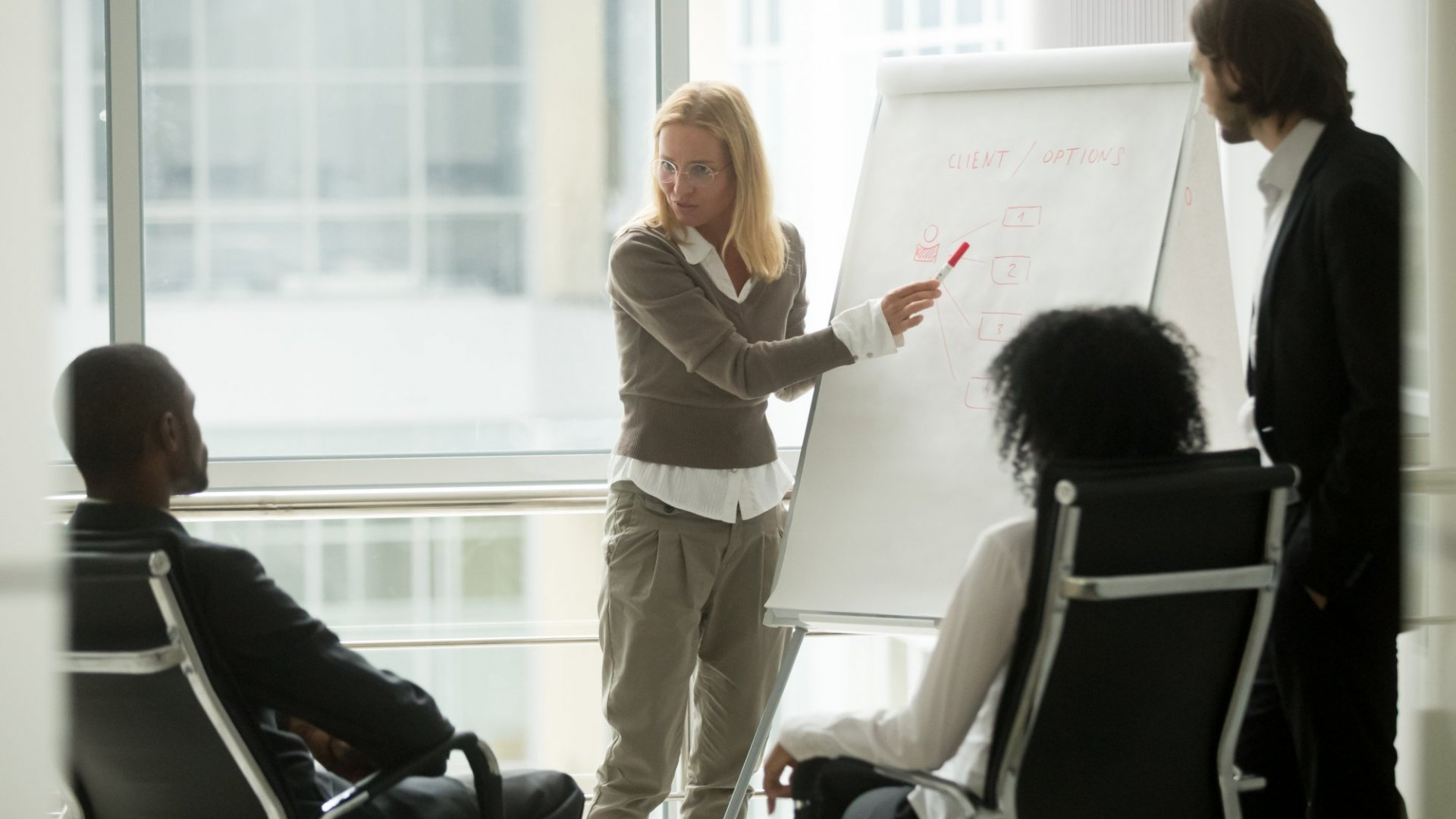 Why Change Management Efforts Fail So Consistently