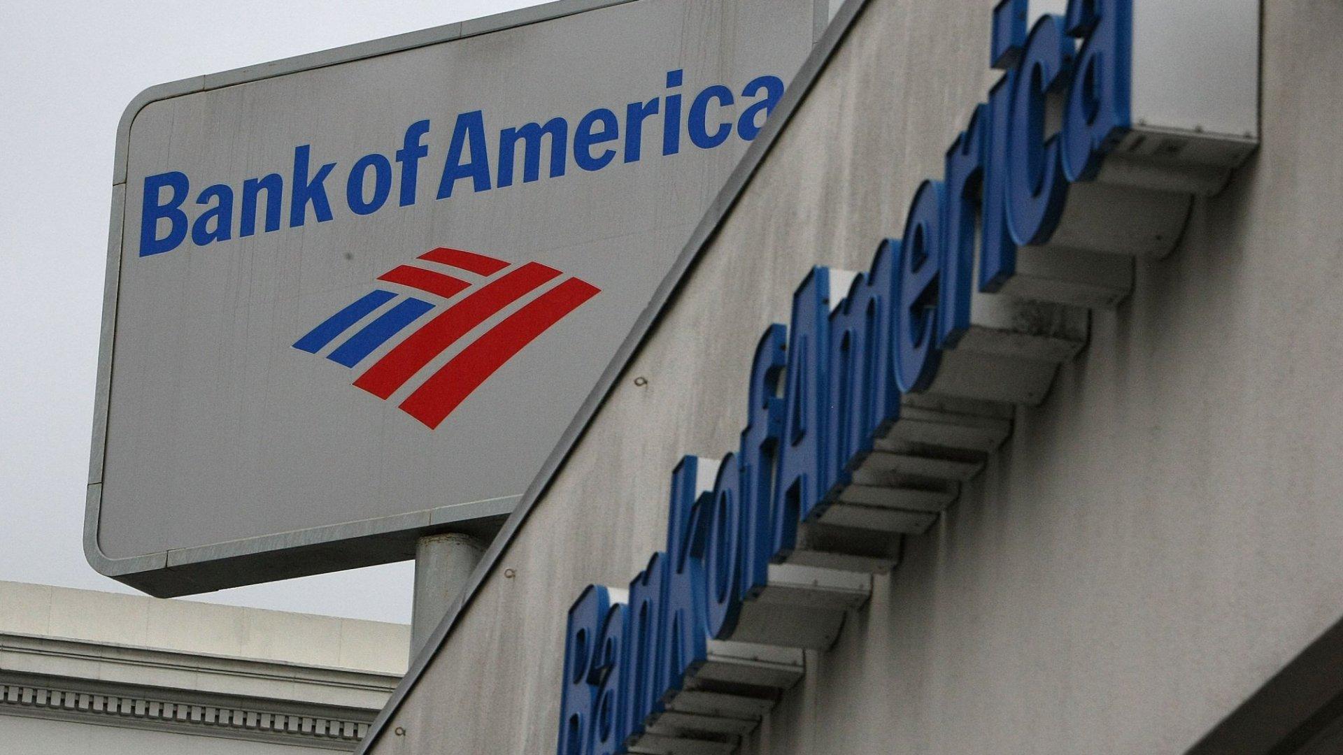 Bank of America Prunes Its Brand Portfolio