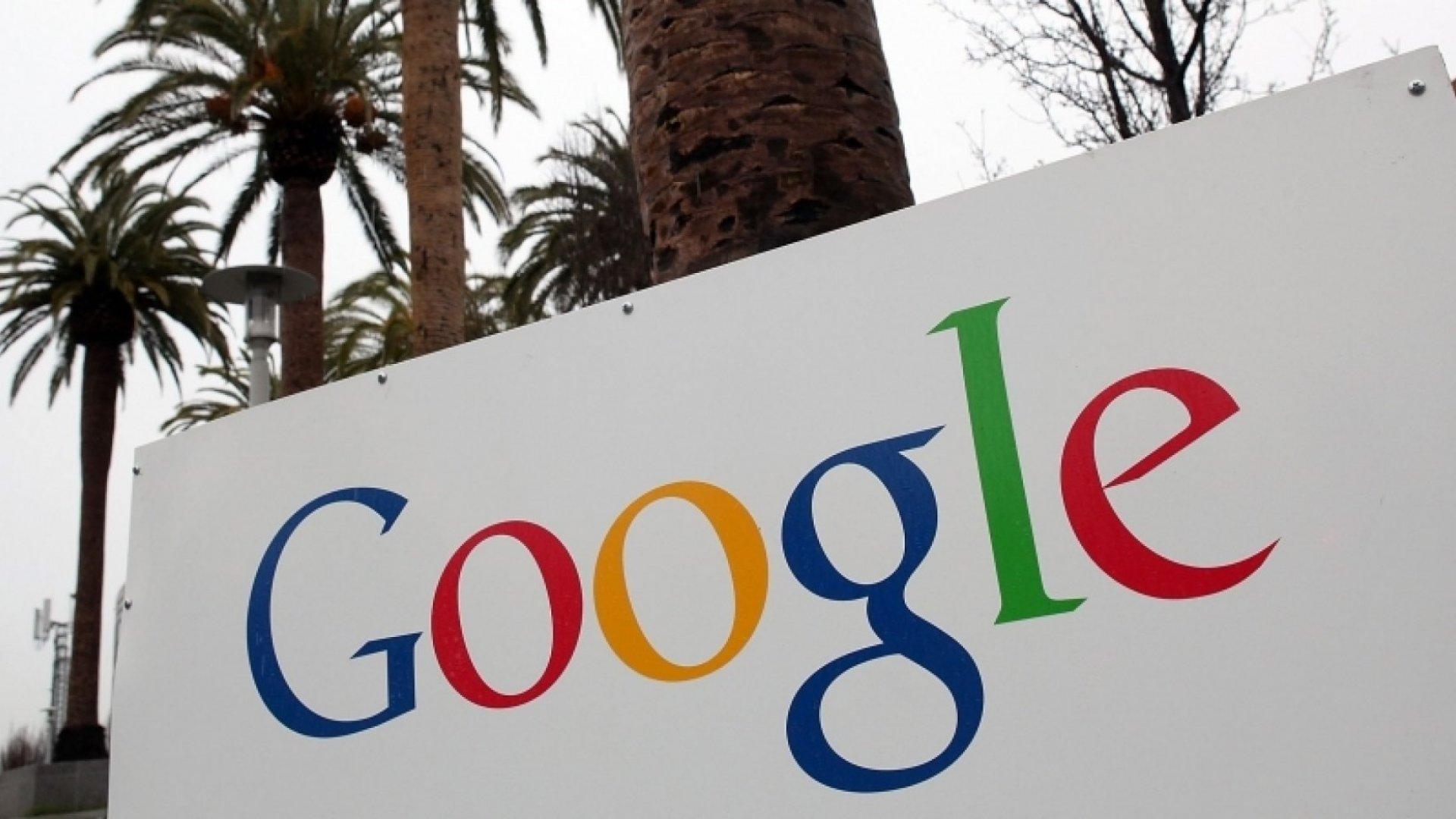 Google Rebrands as Alphabet