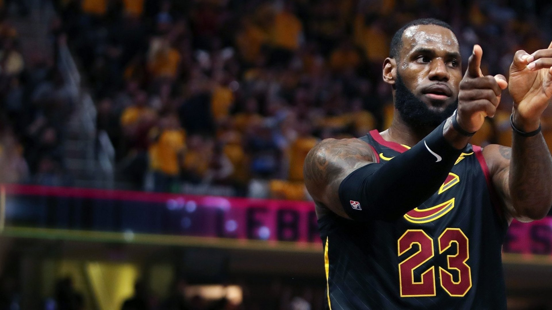 By Doing Something Few Expected, NBA Superstar LeBron James Showed What It Takes to Be a Peak Performer