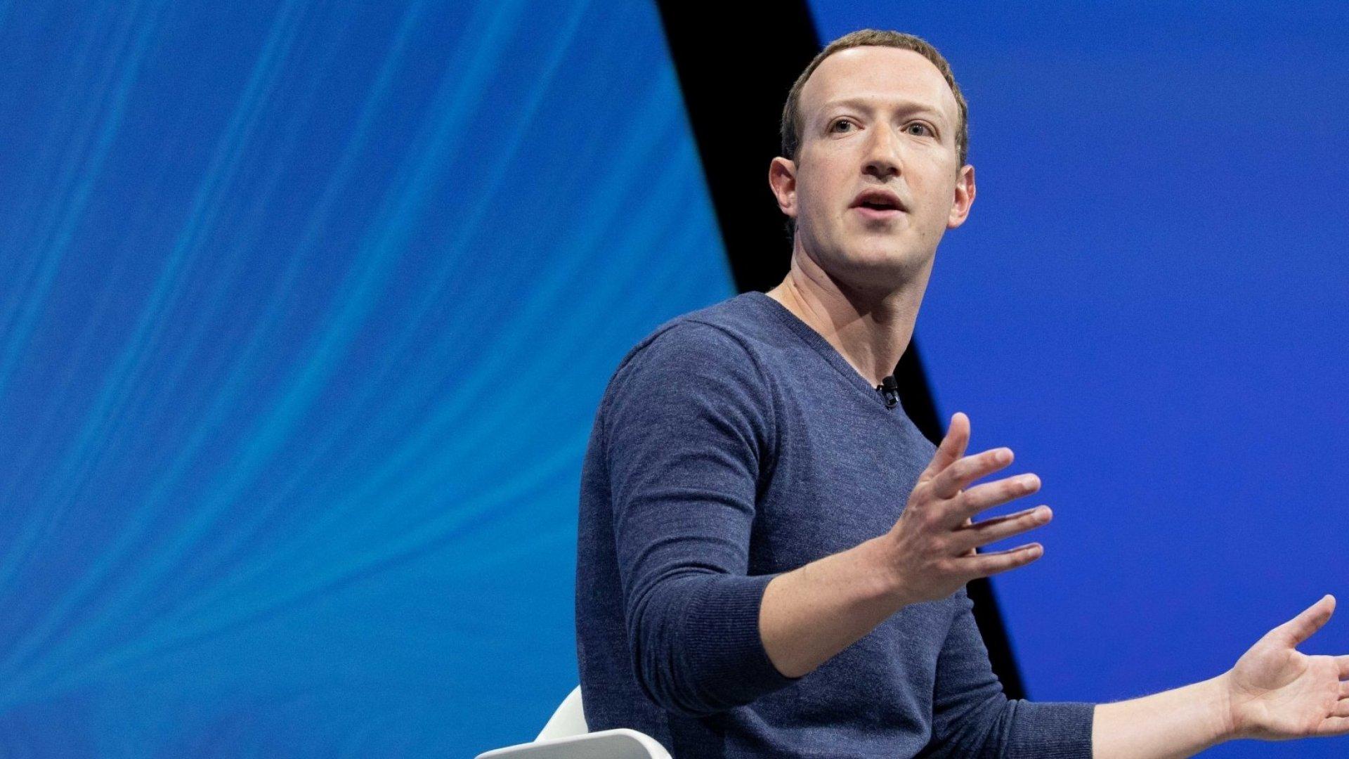 Jeff Zuckerberg.