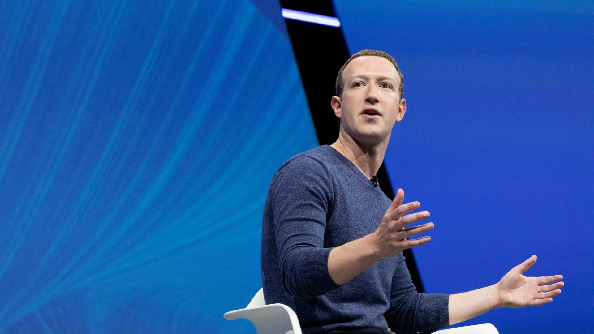 Will Facebook Take Down This Fake Video of Mark Zuckerberg, in Which He Appears to Boast of Stealing People's Data?