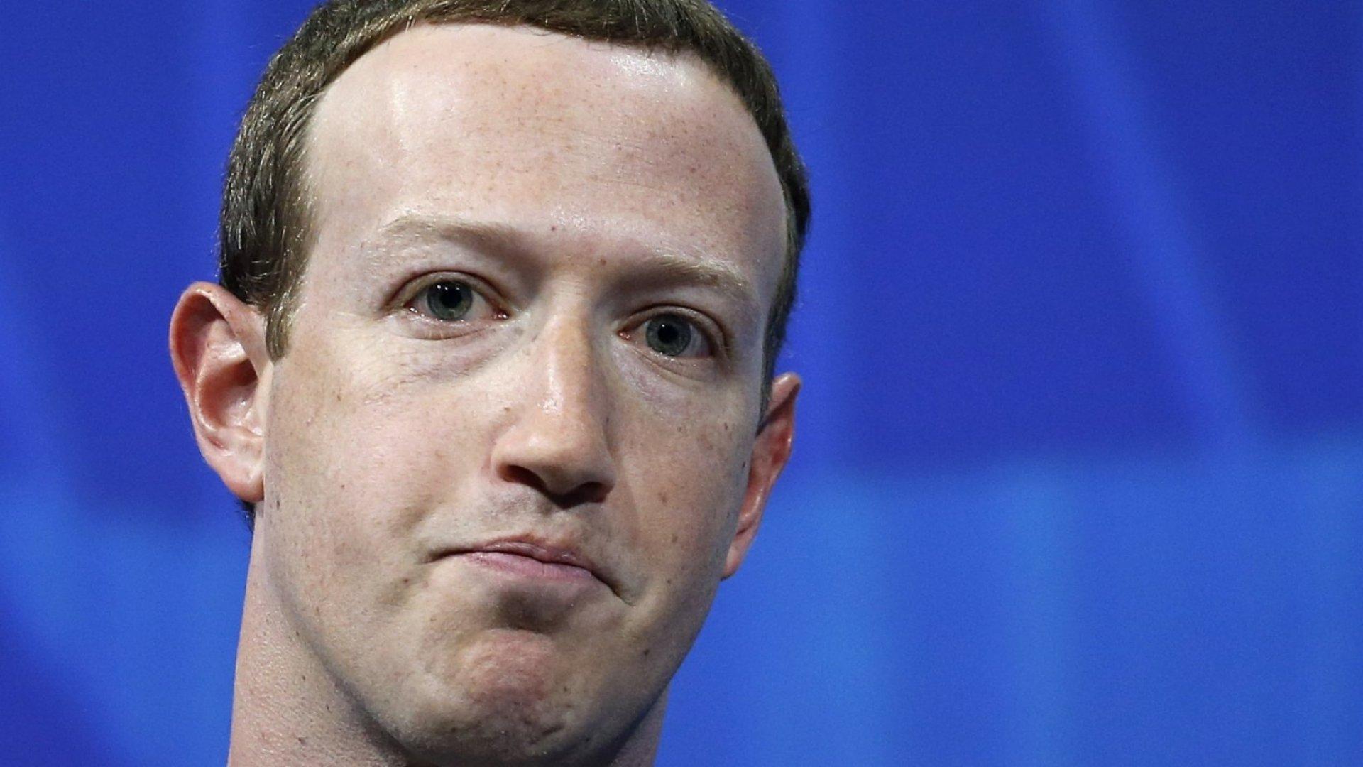 Mark Zuckerberg and Sheryl Sandberg Burn Facebook's Remaining Shreds of Reputation