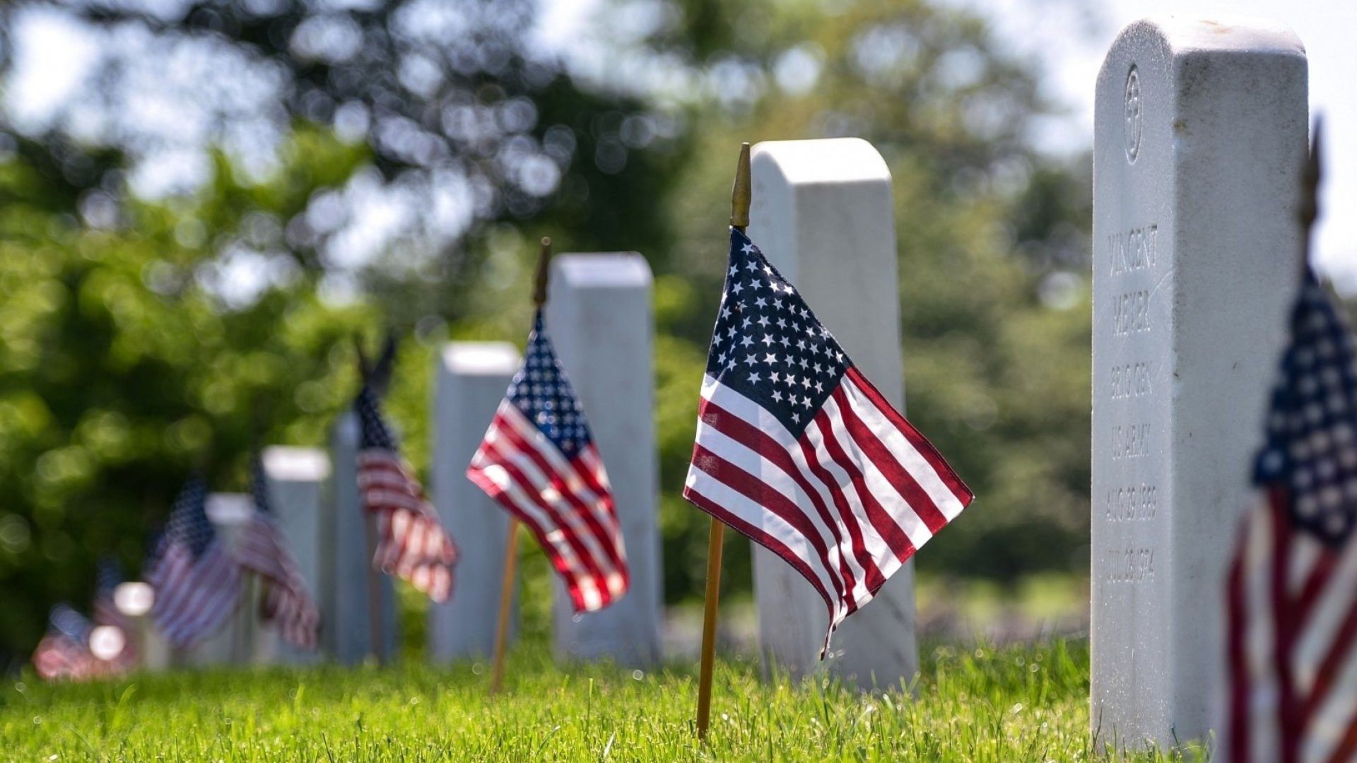 Please Stop Honoring Veterans on Memorial Day--a Request From My Veteran Husband