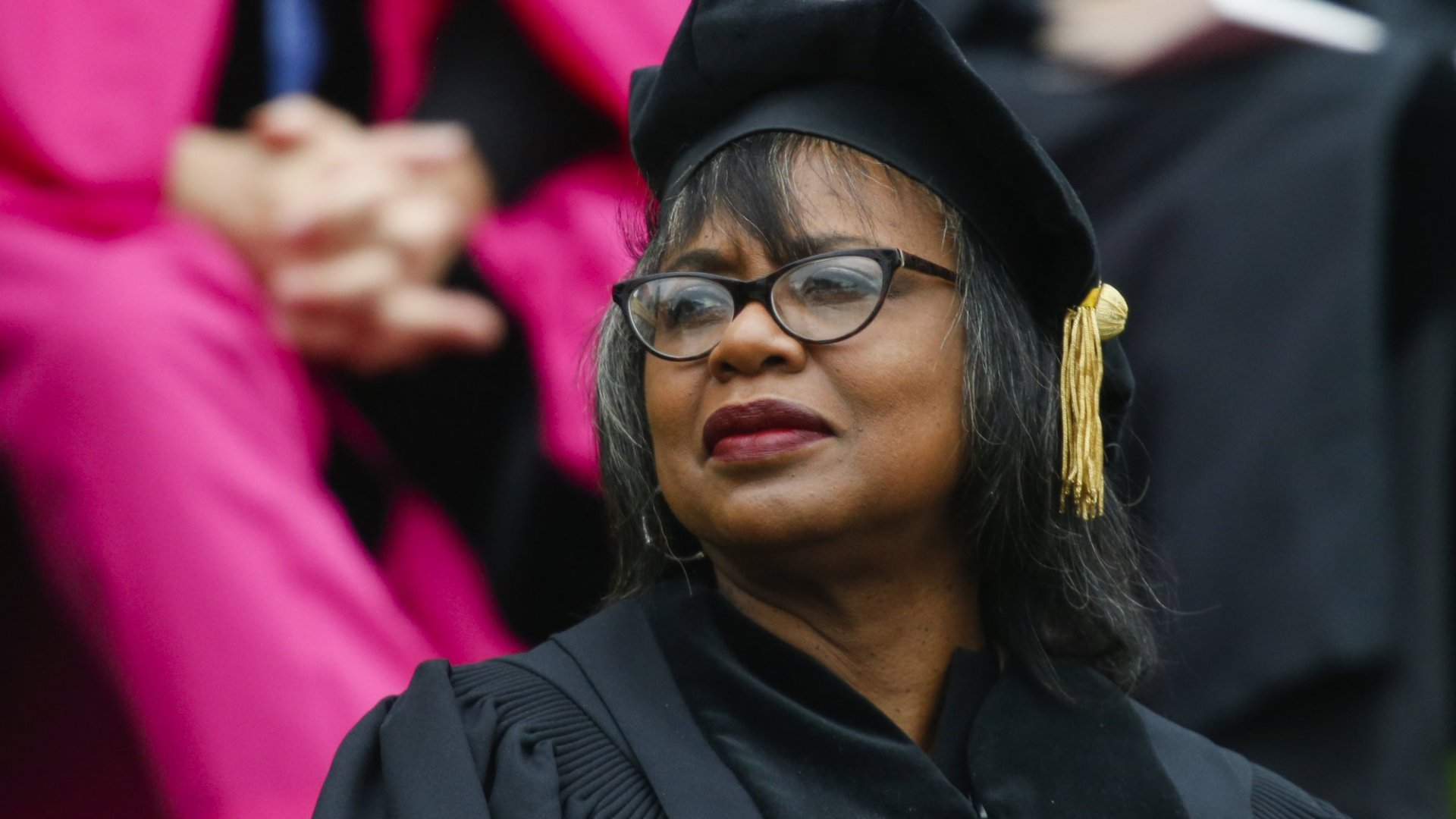 Anita Hill to New Graduates: 'Courage Is Not Something That Is Measured in One Deed'