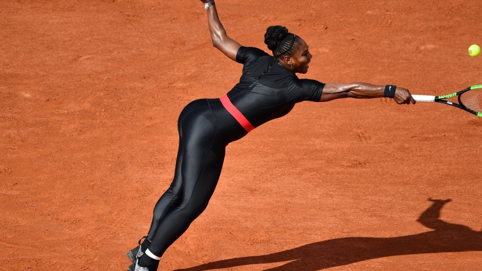 Serena Williams's Catsuit Should Make You Revisit Your Dress Code (Not For the Reason You Think)