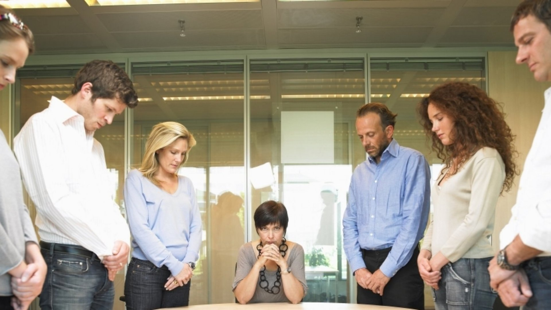 What to Do When a Workplace Event Includes Prayer