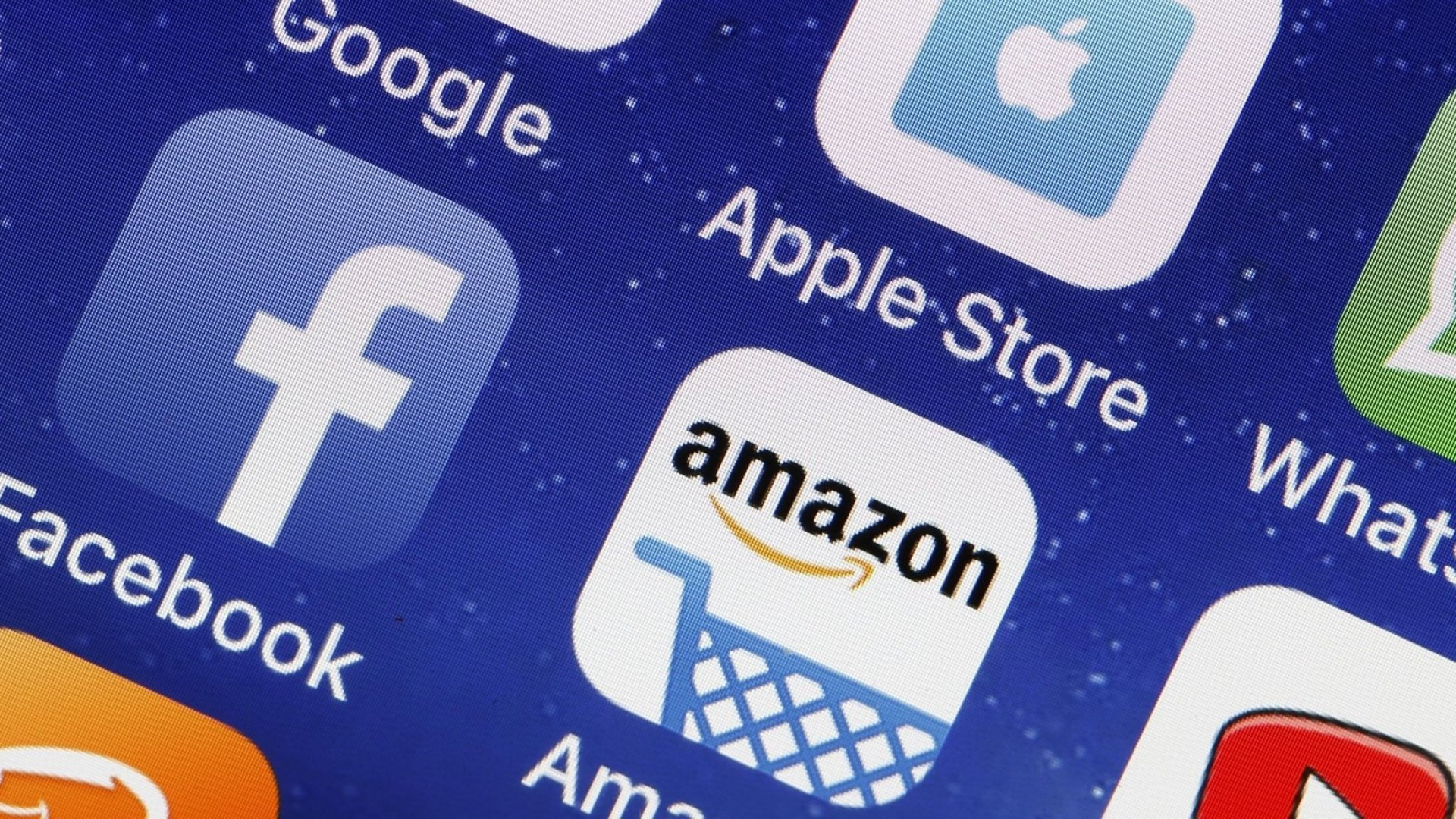 Amazon and Facebook Are the Most 'Evil' Tech Companies, According to Experts. Google Isn't Far Behind