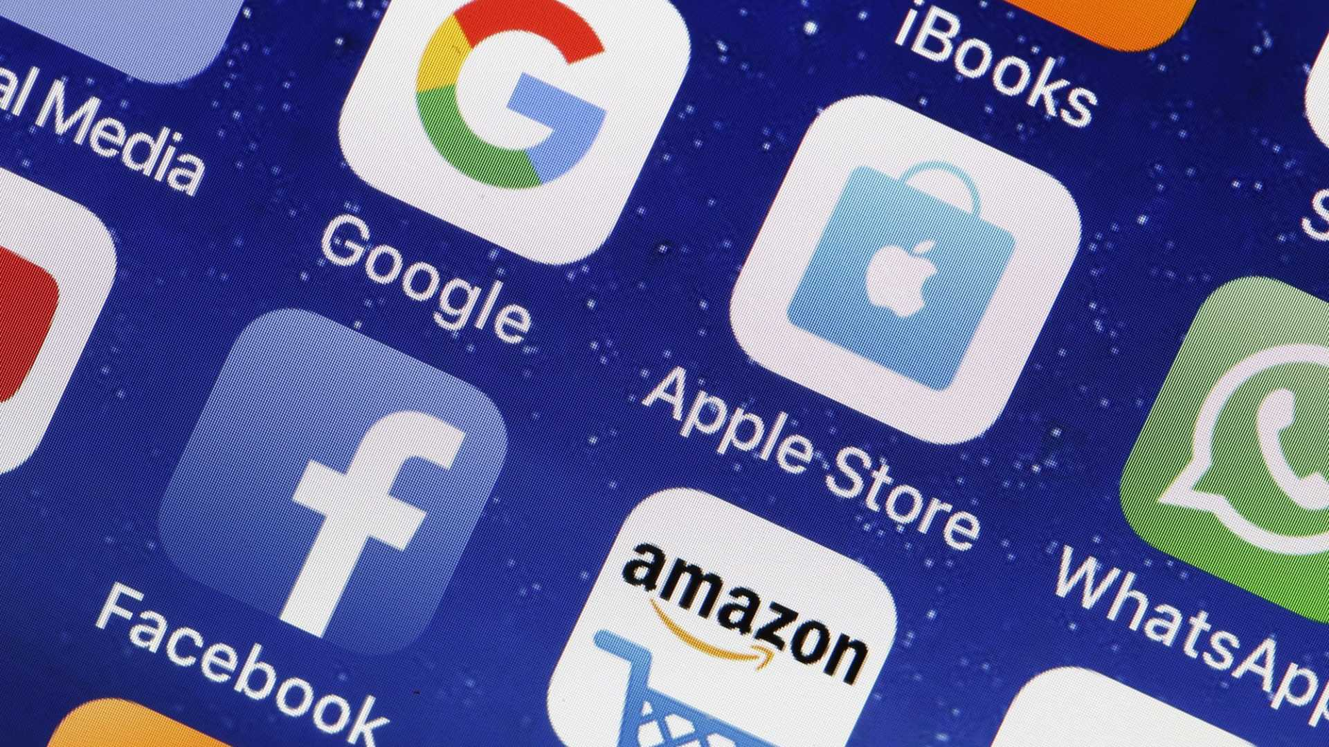 Amazon and Google Just Got Some Very Distressing News (and It's Pretty Bad for Facebook too)