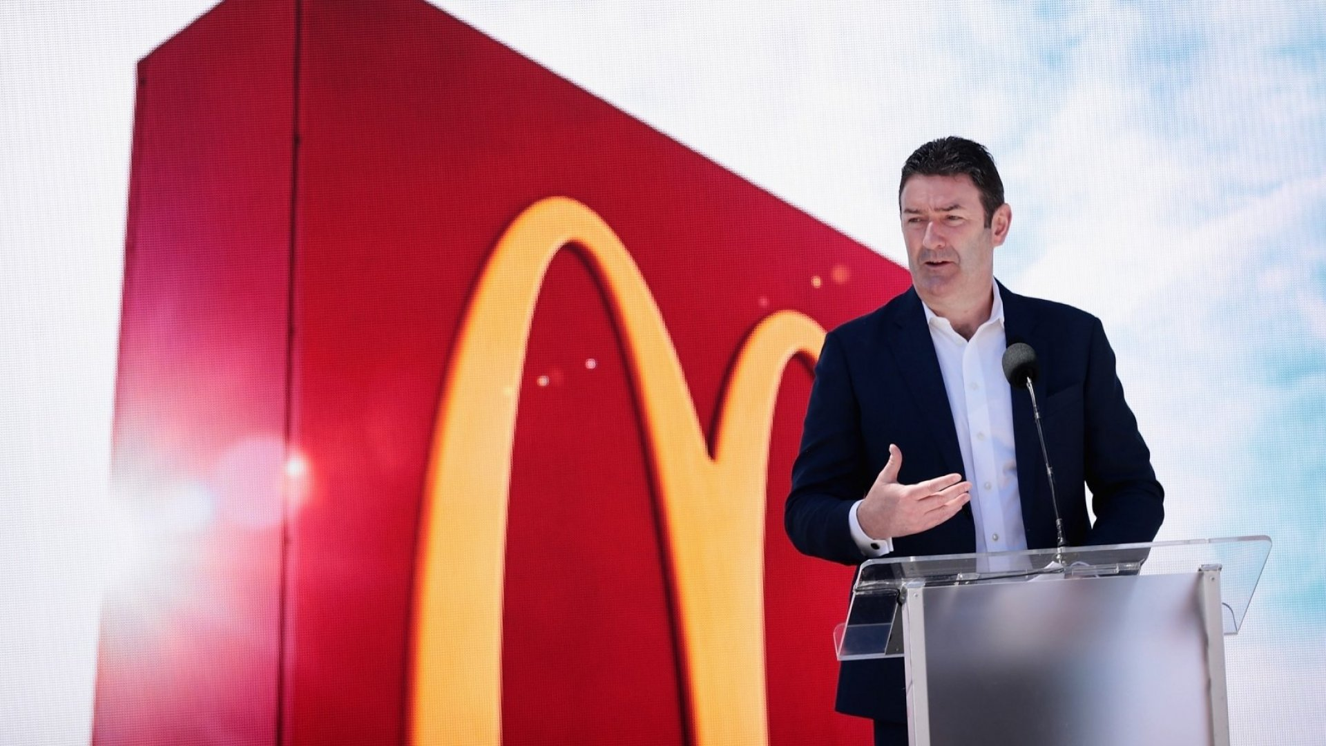 McDonald's Just Fired Its CEO. The Way McDonald's Announced the News Is Fascinating