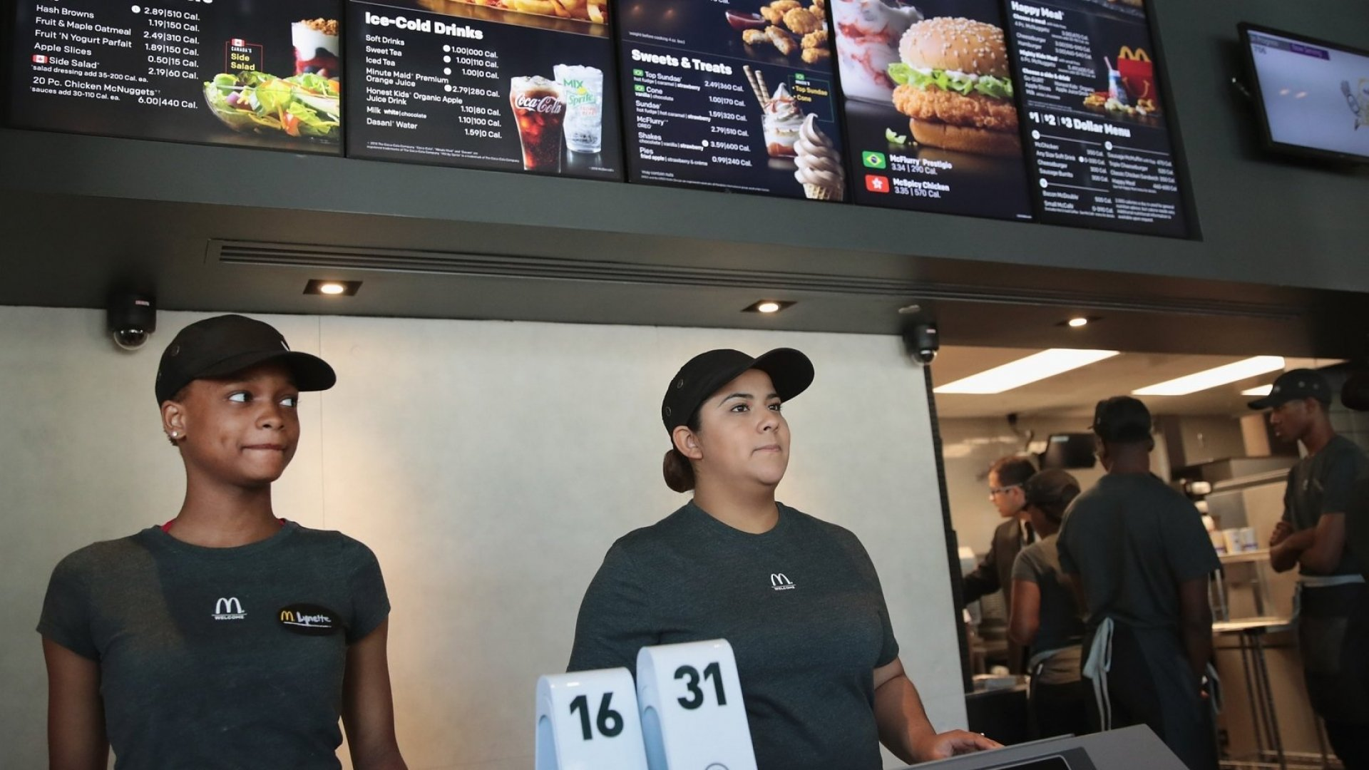 McDonald's Uses This 1 Thing to Ensure That Even Their Teenagers Deliver An Outstanding Service