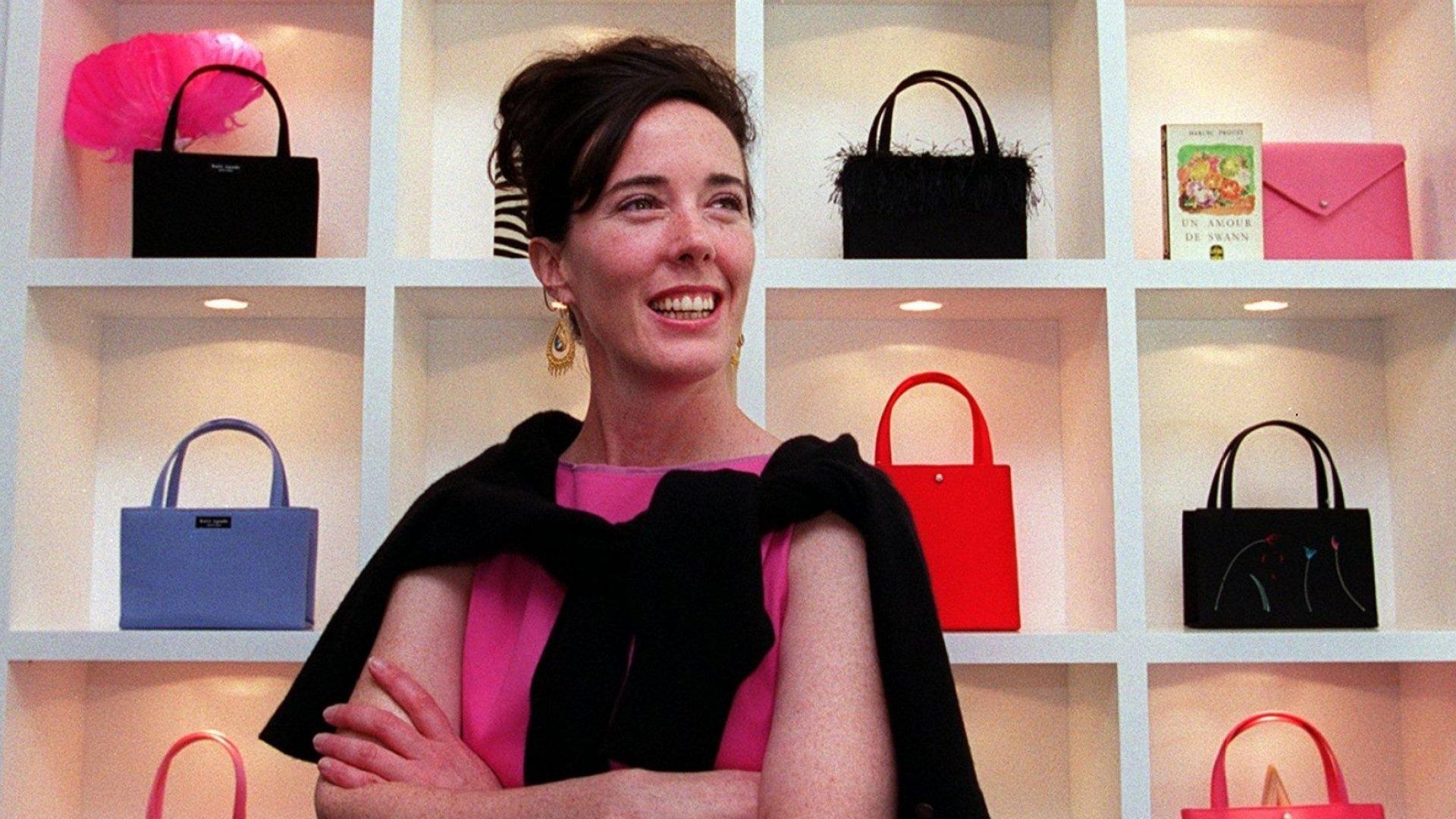 Designer Kate Spade.