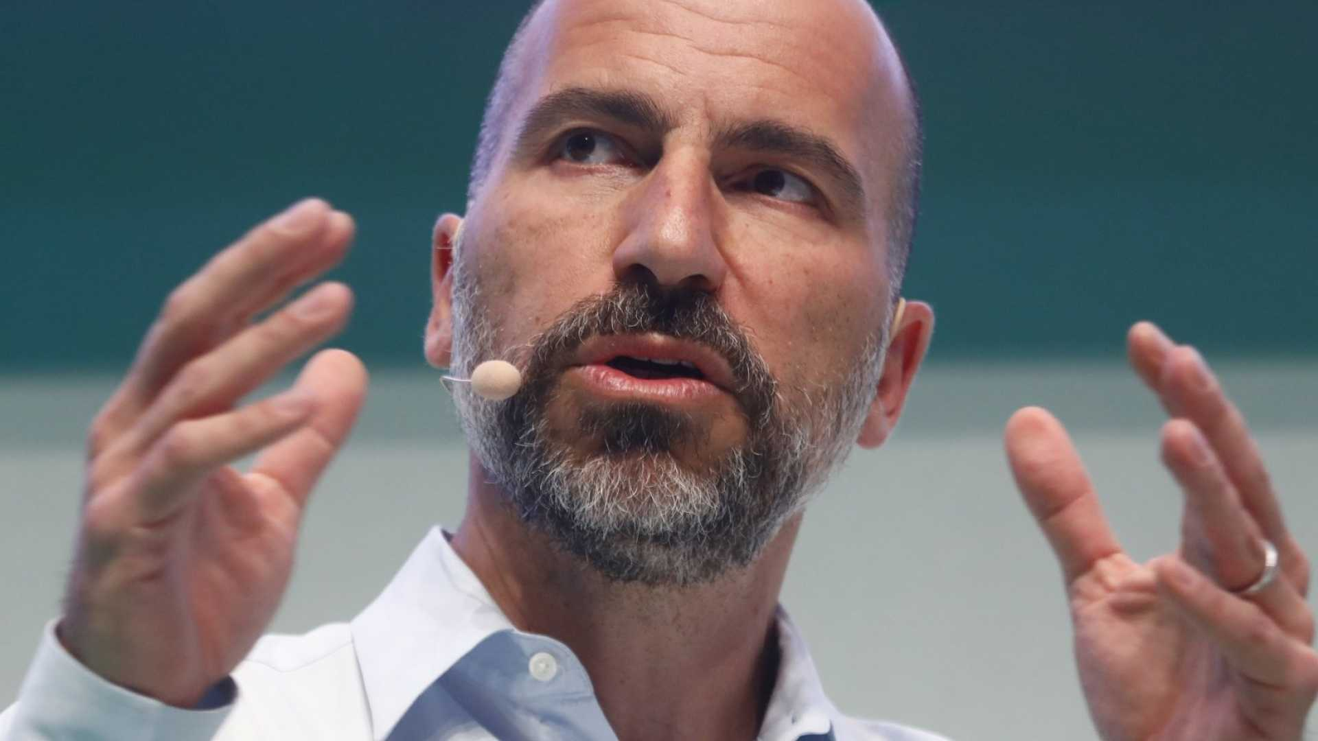 Uber's CEO, Once a Refugee Himself, Is Taking Extraordinary Action to Help Families Separated at the Border