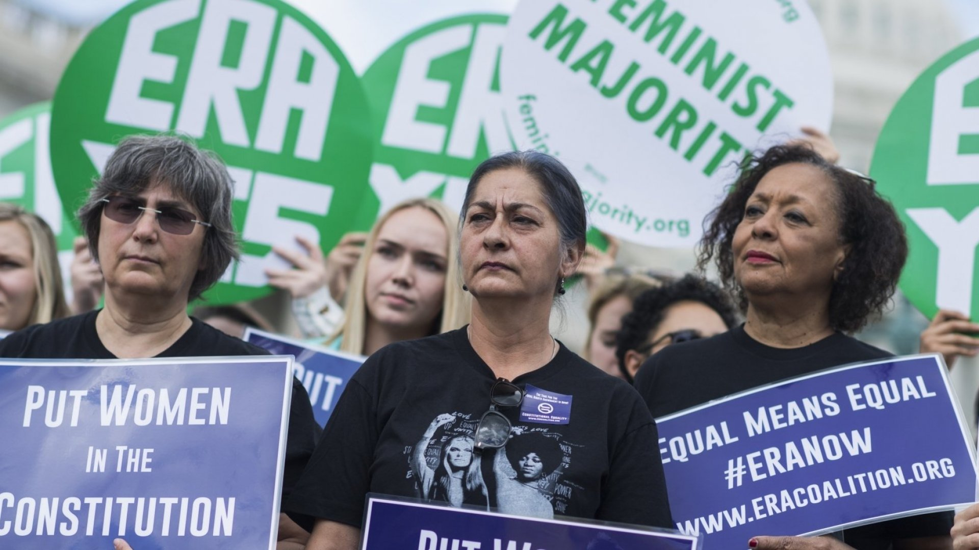 3 in 4 Americans Support the Equal Rights Amendment. That Includes 6 in 10 Republicans