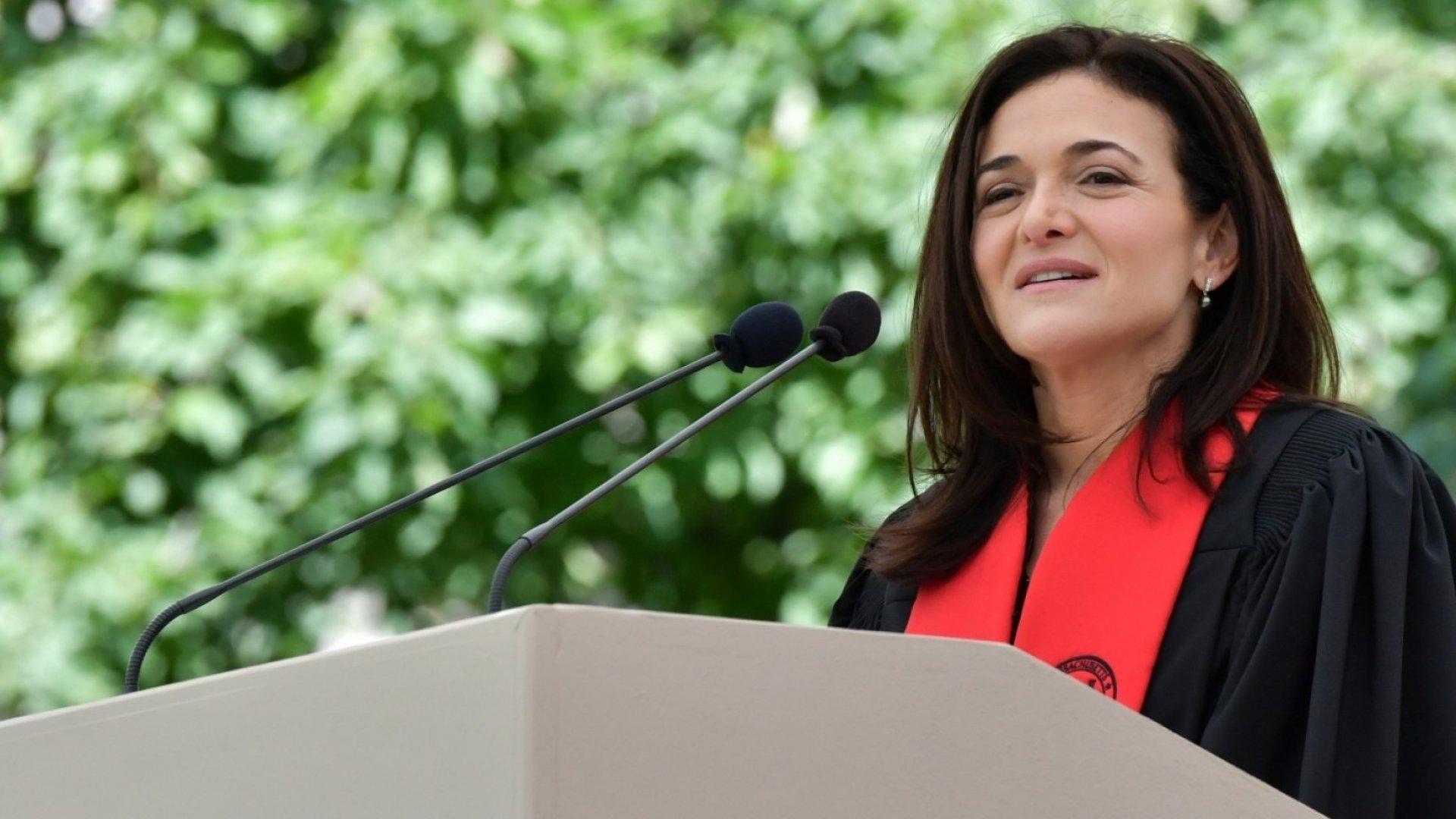 The World's Best Entrepreneurs Share 1 Key Personality Trait, Says Facebook's Sheryl Sandberg